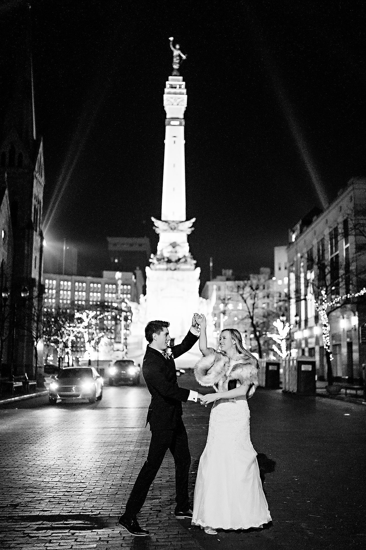Courtney Areyan Sacred Heart and DAmore Indianapolis Wedding 388