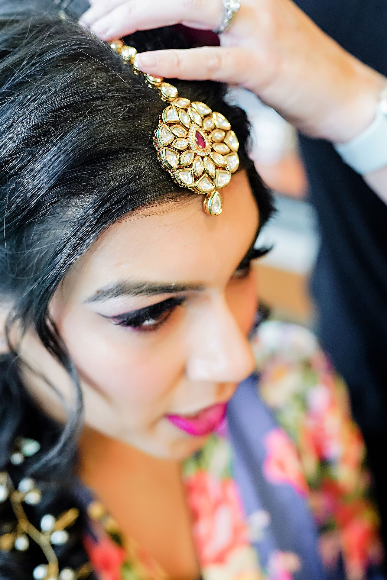 Ritika Jason Chinese Indian Fusion Wedding Ceremony 014