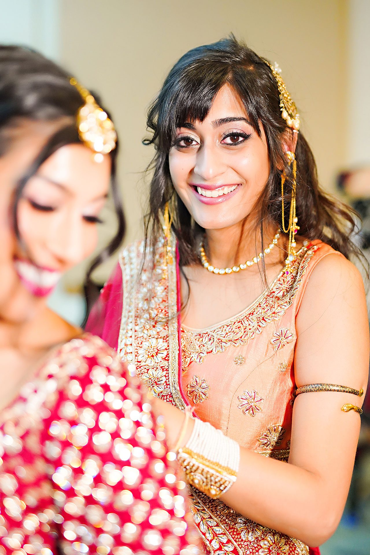 Ritika Jason Chinese Indian Fusion Wedding Ceremony 032