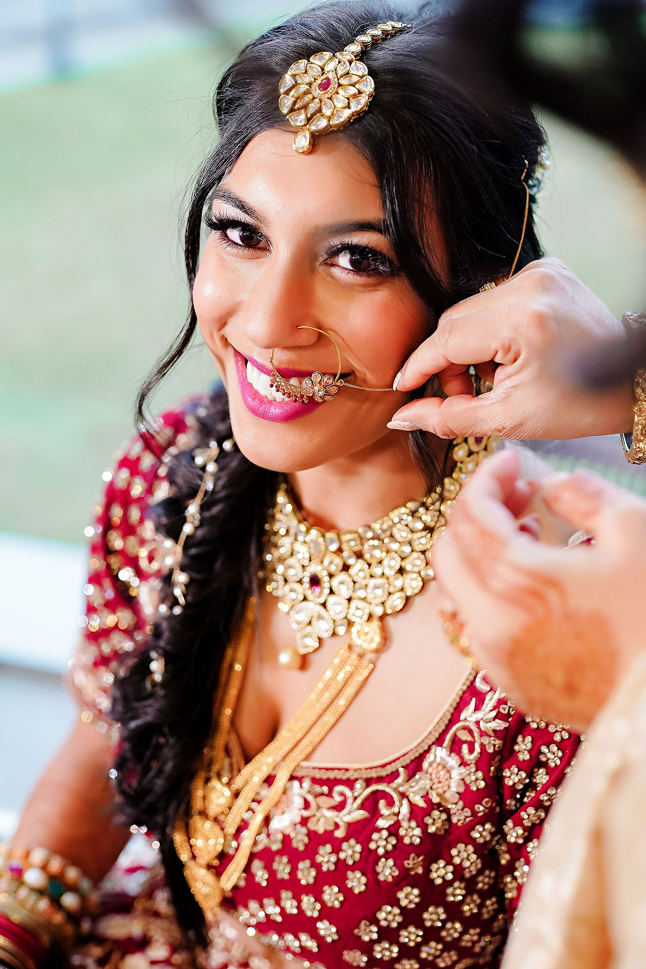 Ritika Jason Chinese Indian Fusion Wedding Ceremony 047