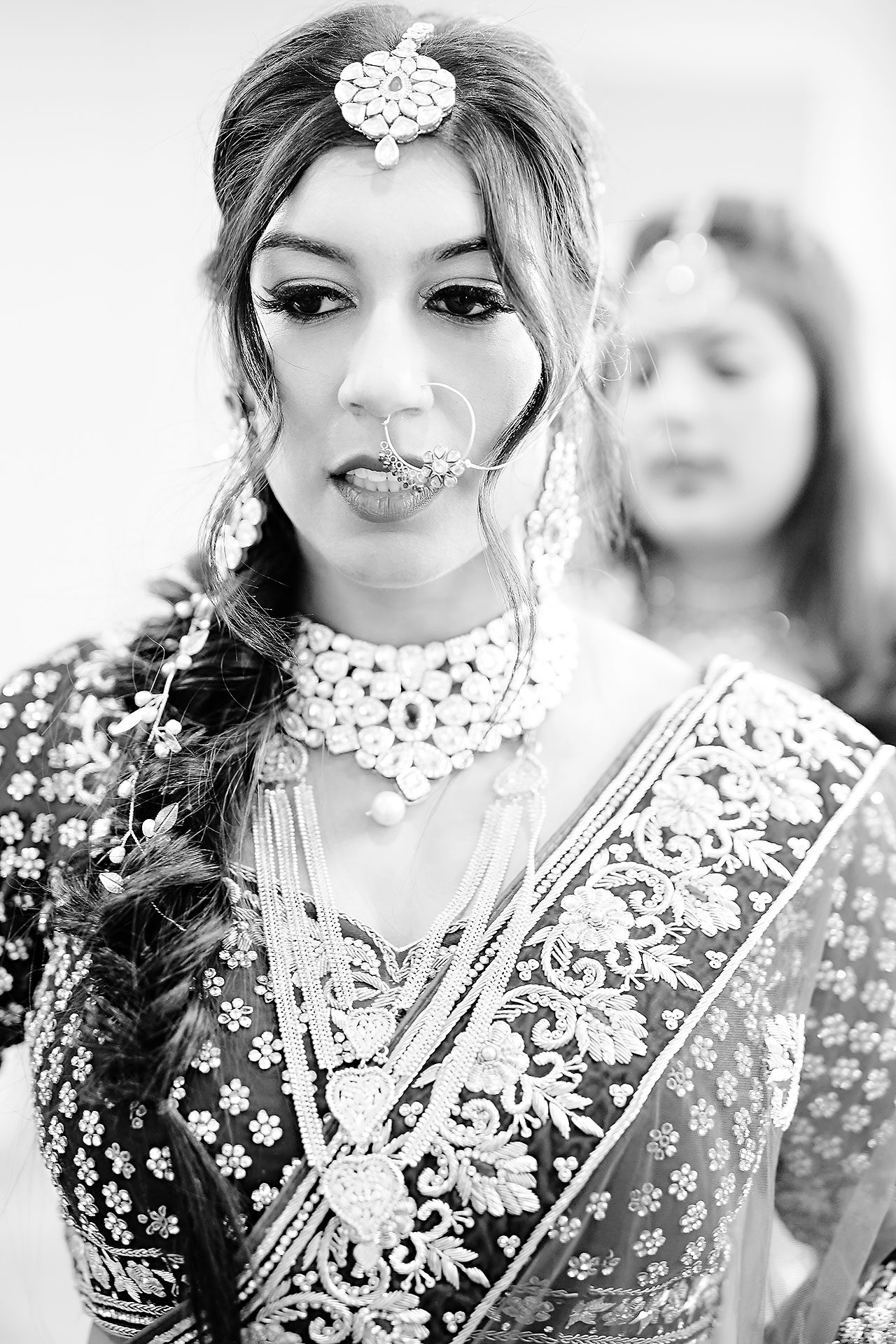 Ritika Jason Chinese Indian Fusion Wedding Ceremony 049