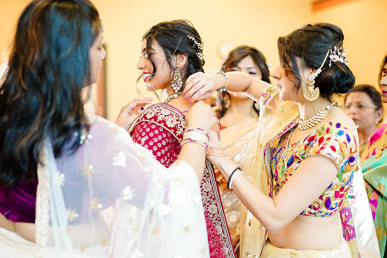 Ritika Jason Chinese Indian Fusion Wedding Ceremony 054