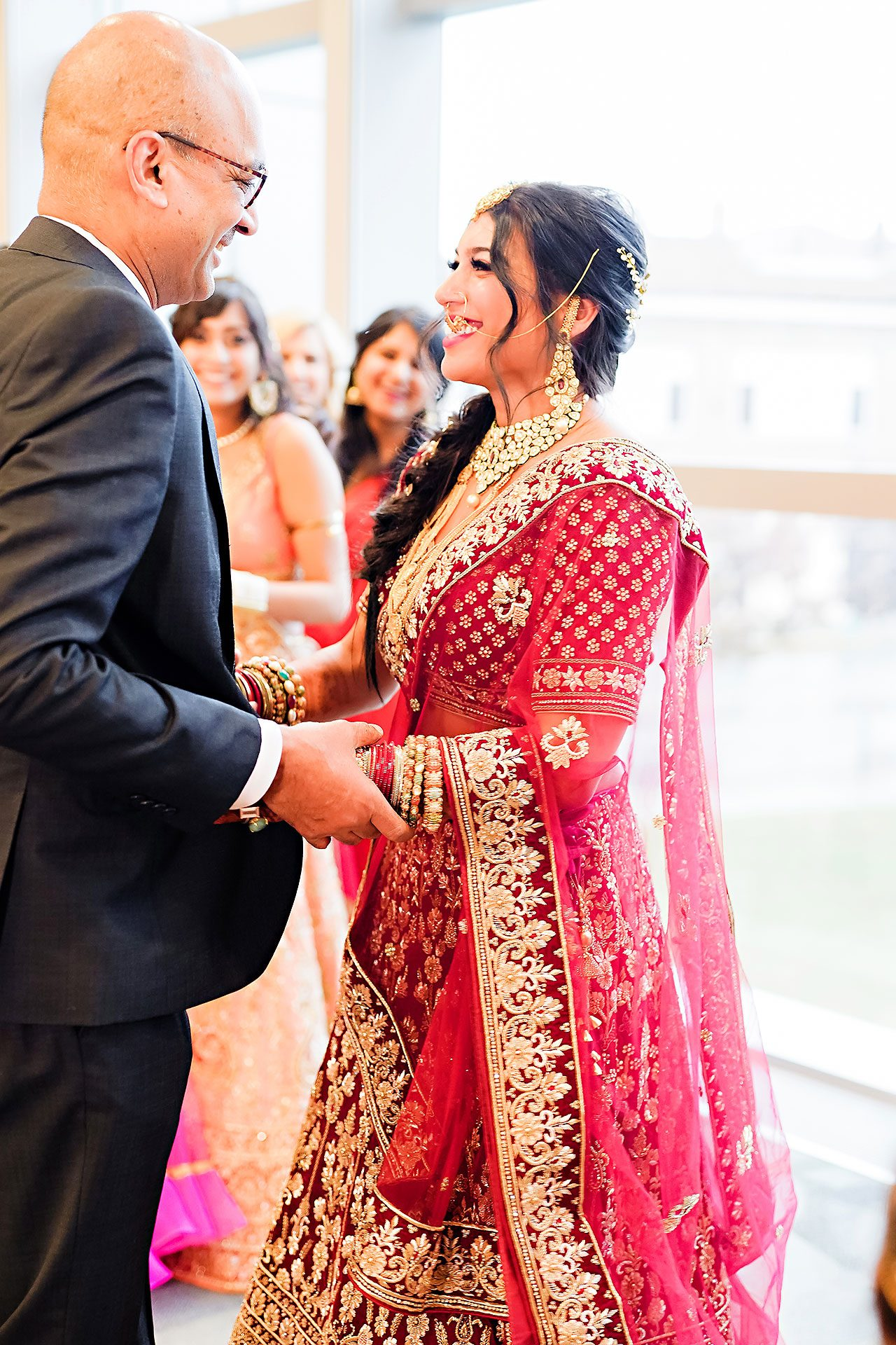 Ritika Jason Chinese Indian Fusion Wedding Ceremony 065