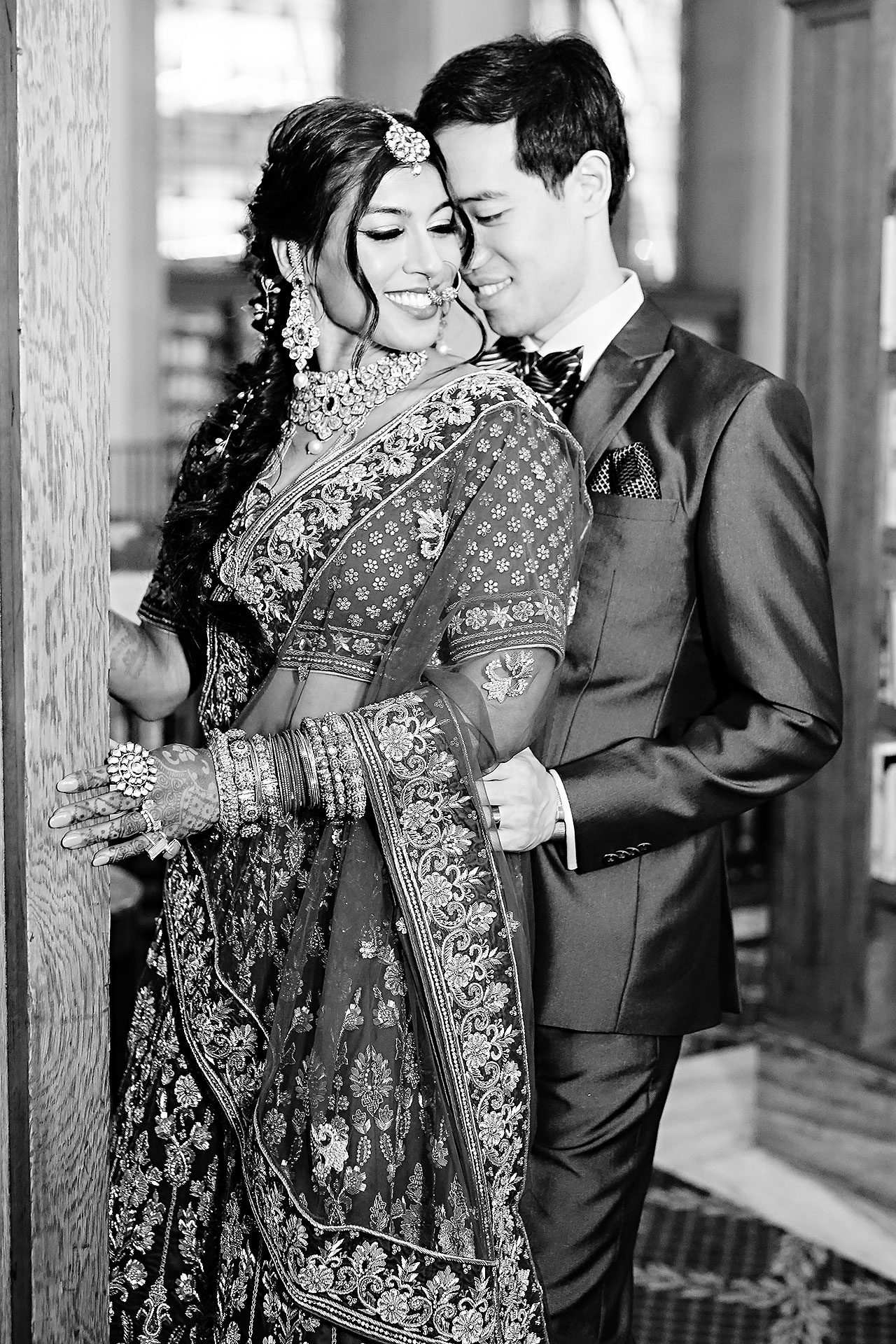 Ritika Jason Chinese Indian Fusion Wedding Ceremony 097