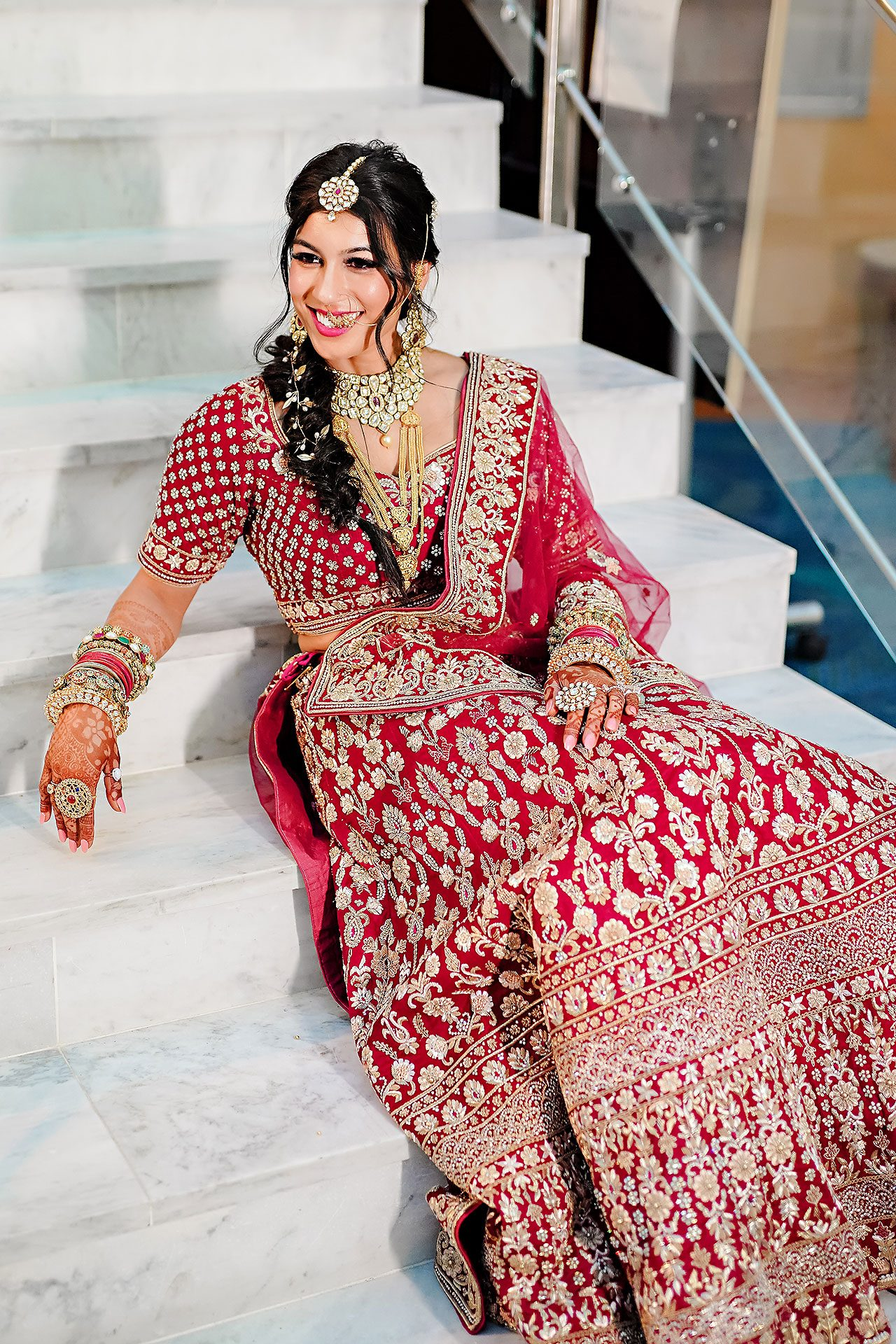 Ritika Jason Chinese Indian Fusion Wedding Ceremony 103