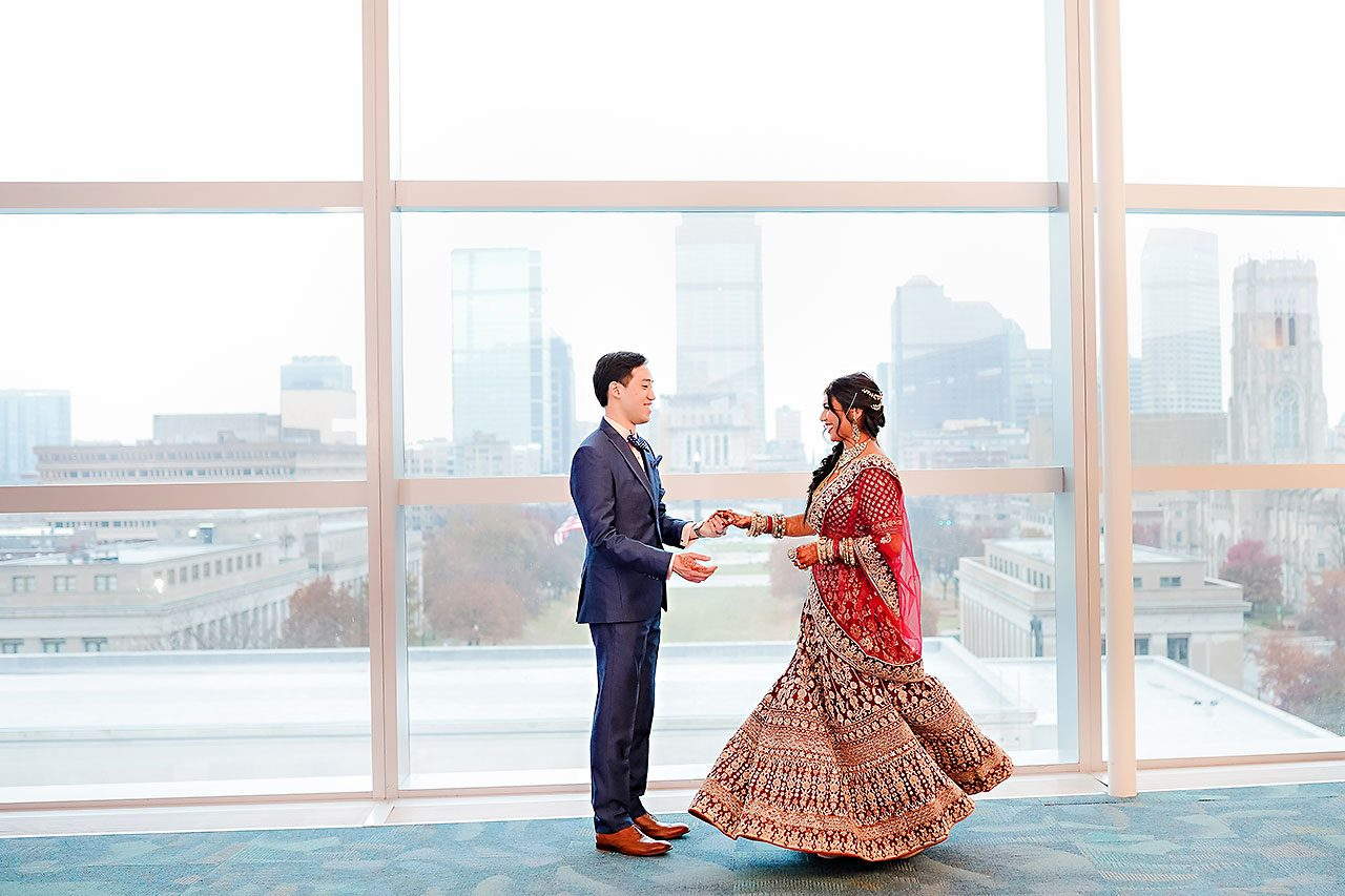 Ritika Jason Chinese Indian Fusion Wedding Ceremony 105