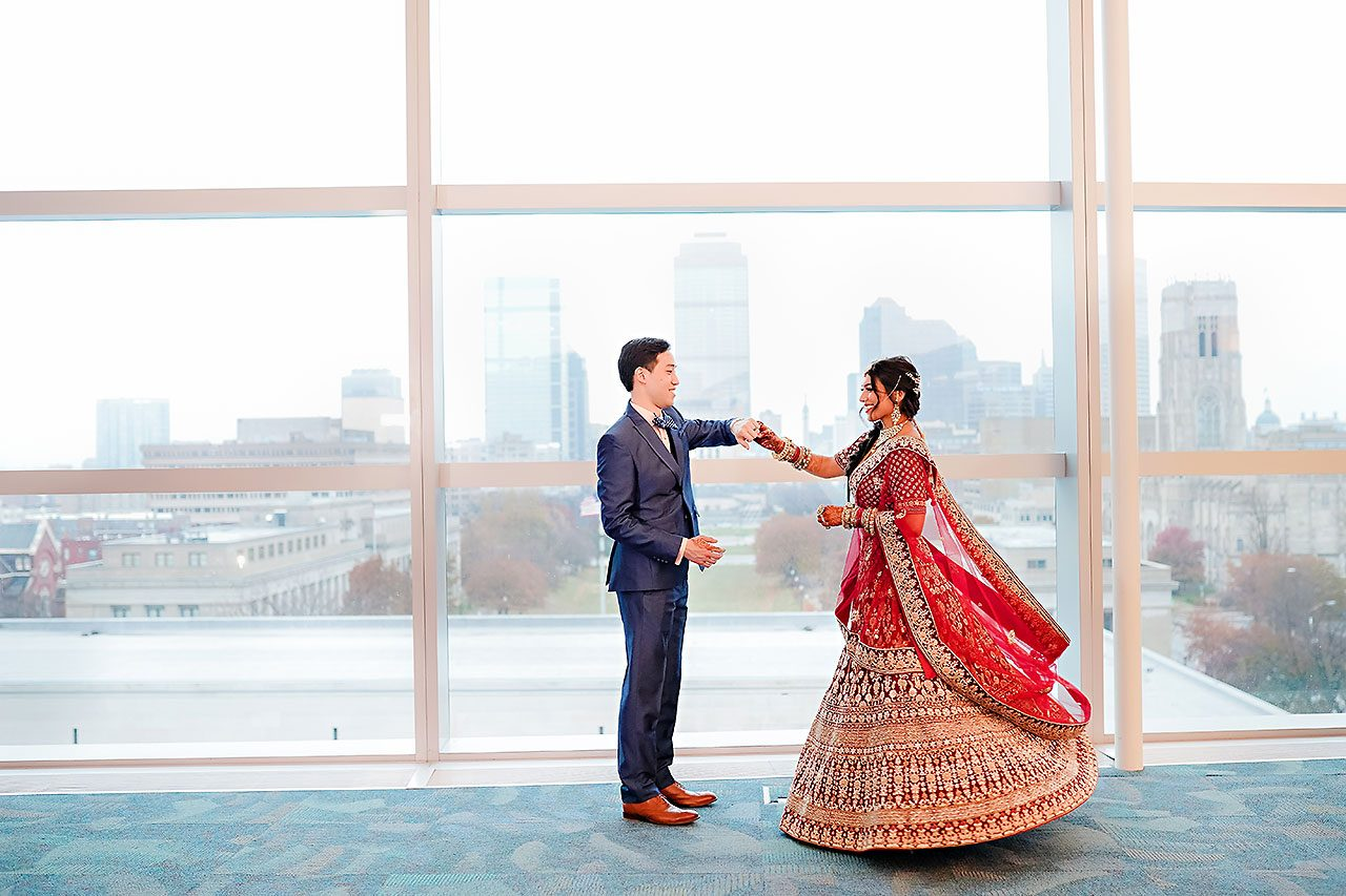 Ritika Jason Chinese Indian Fusion Wedding Ceremony 111