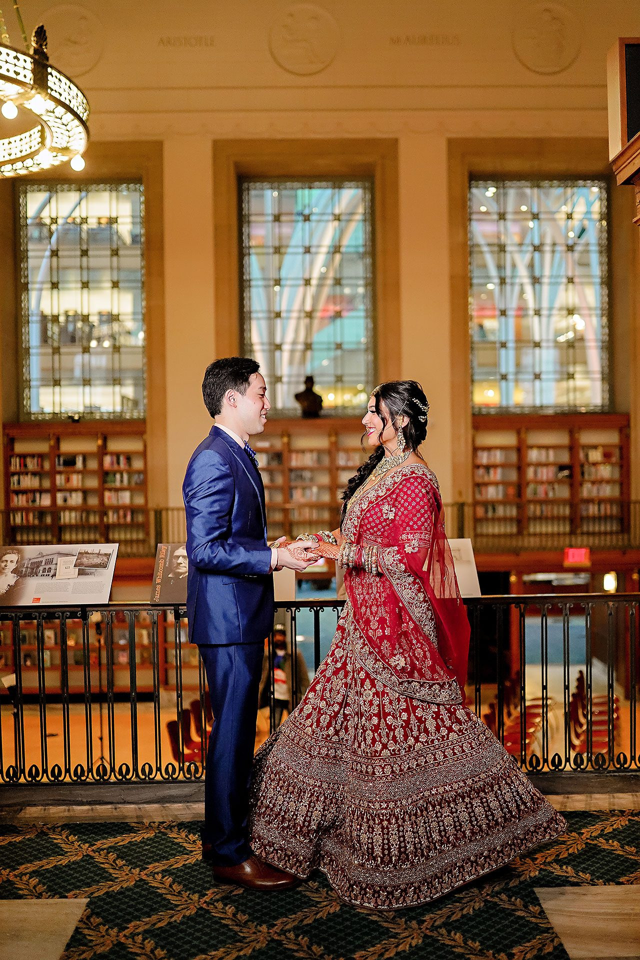 Ritika Jason Chinese Indian Fusion Wedding Ceremony 127
