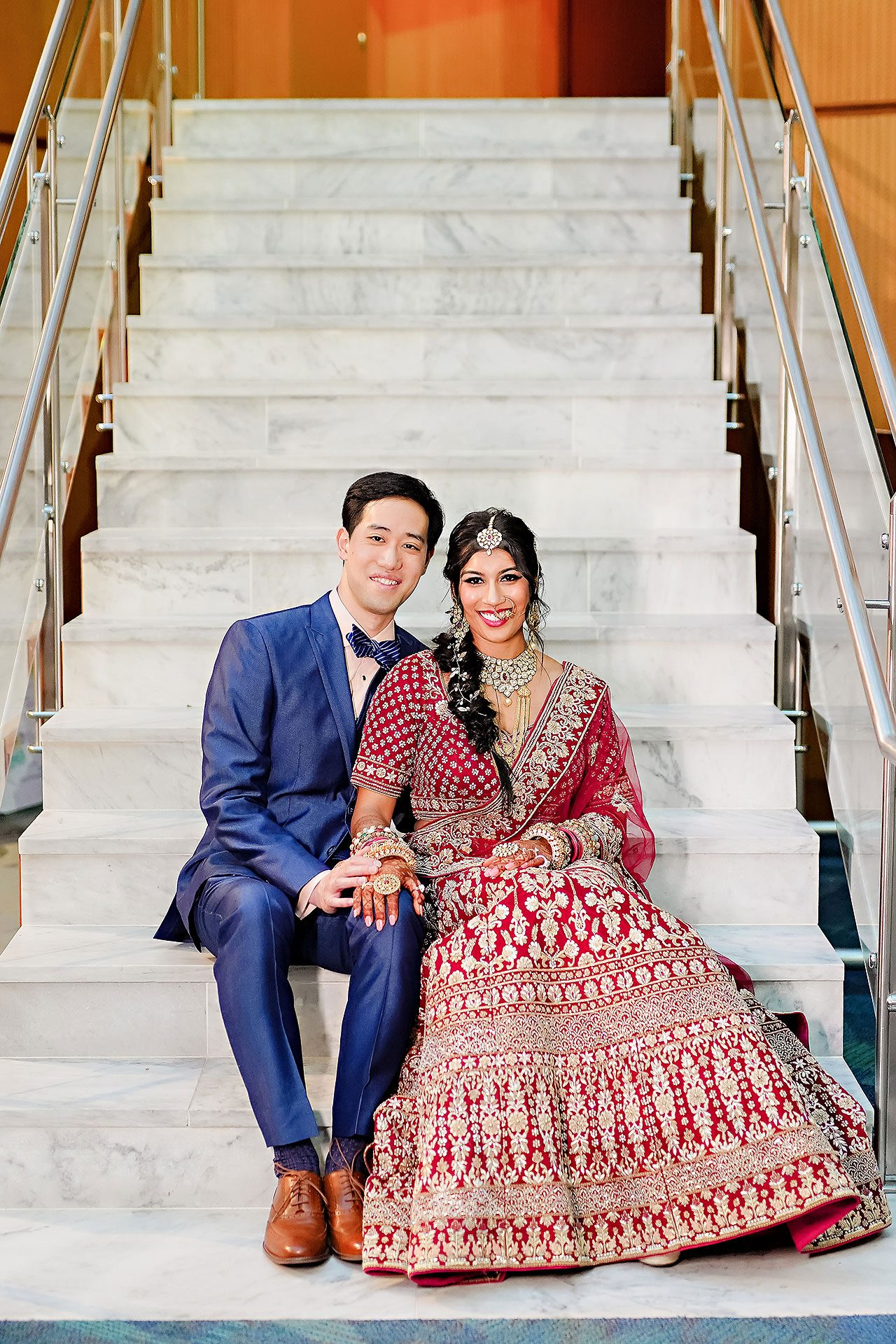 Ritika Jason Chinese Indian Fusion Wedding Ceremony 133