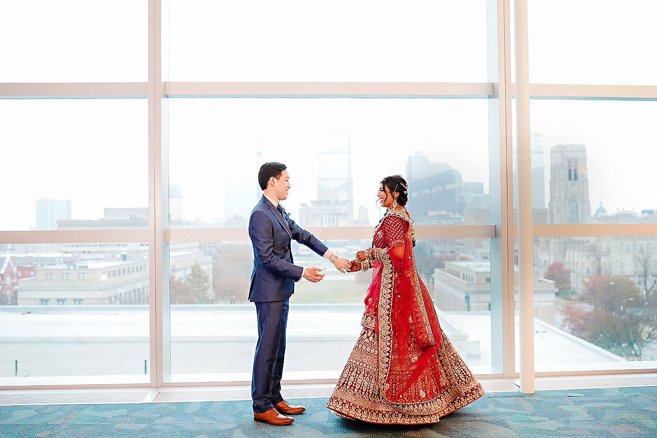 Ritika Jason Chinese Indian Fusion Wedding Ceremony 138