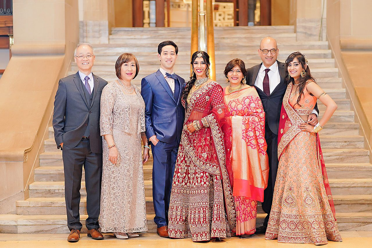 Ritika Jason Chinese Indian Fusion Wedding Ceremony 149