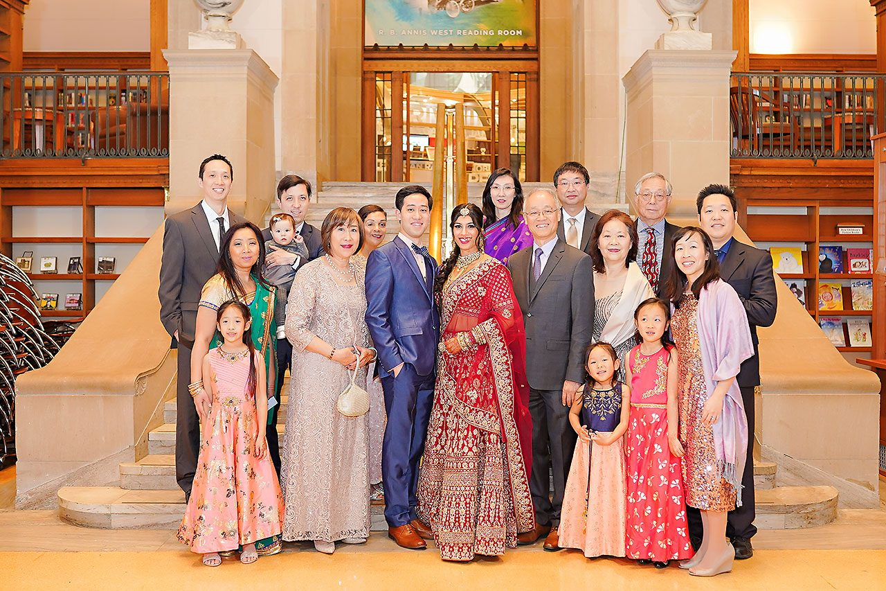 Ritika Jason Chinese Indian Fusion Wedding Ceremony 150