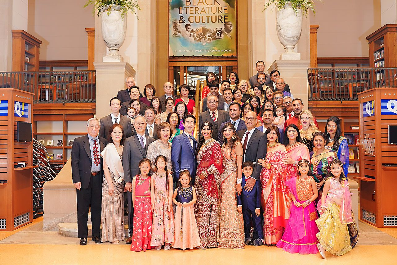 Ritika Jason Chinese Indian Fusion Wedding Ceremony 154