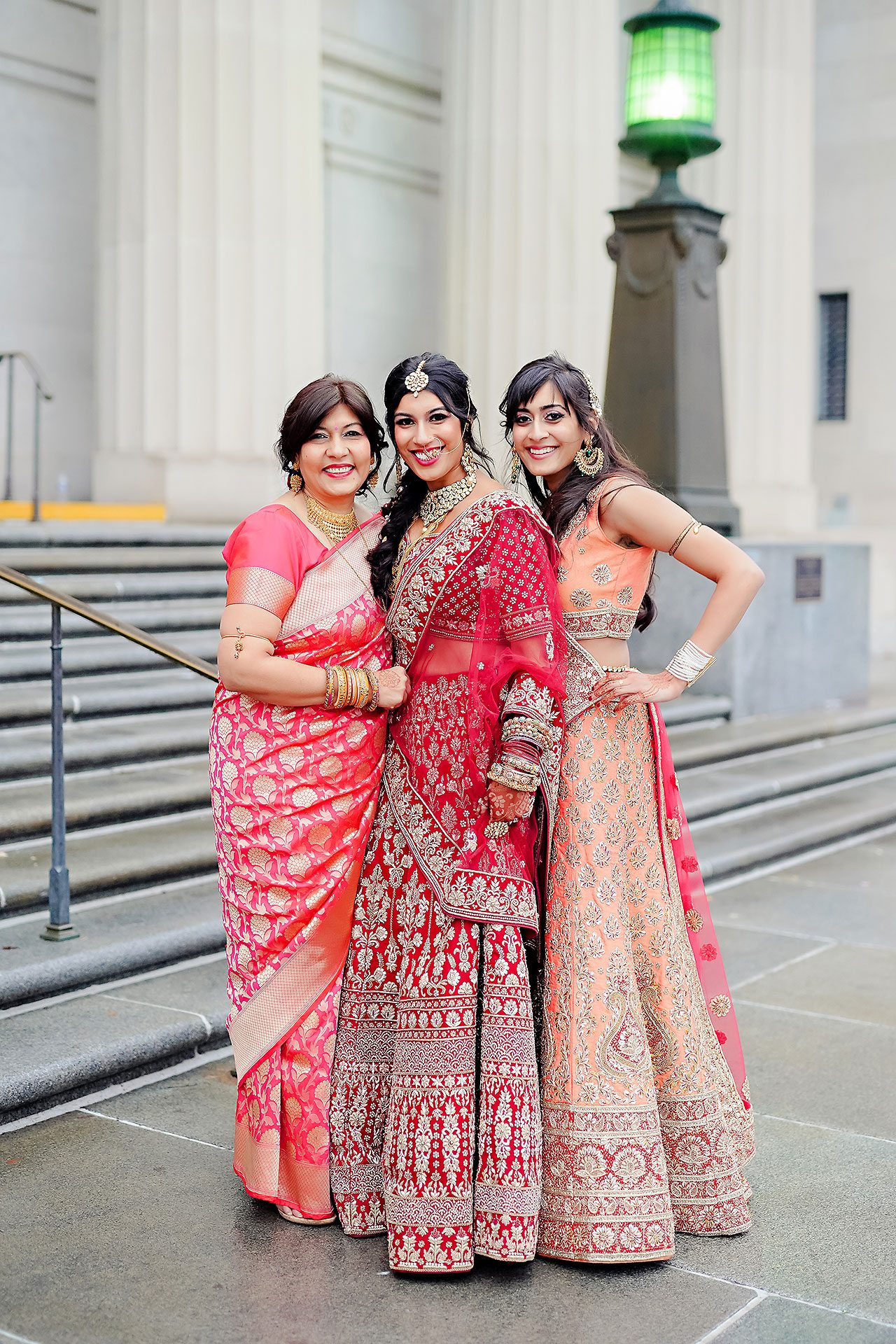 Ritika Jason Chinese Indian Fusion Wedding Ceremony 172