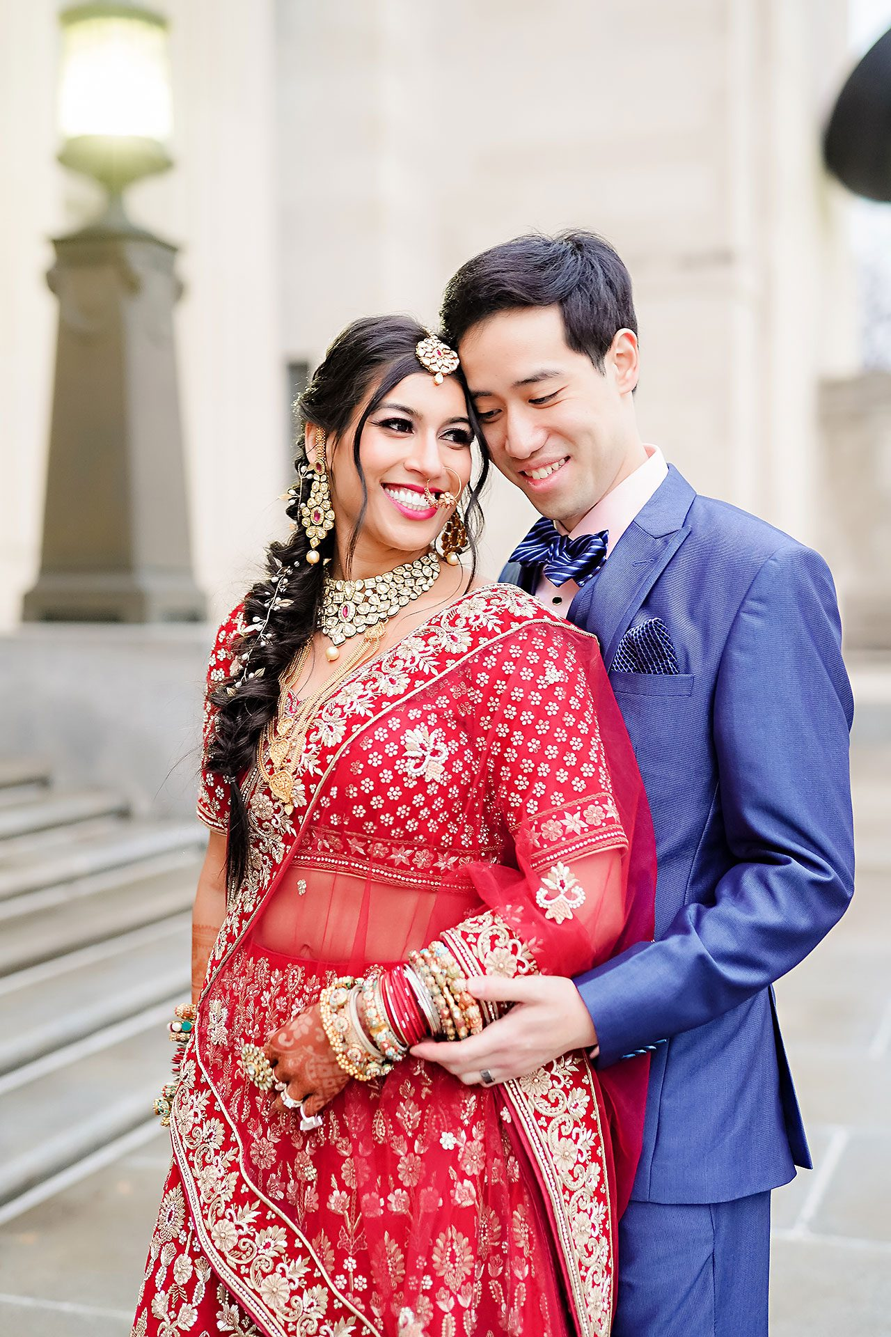 Ritika Jason Chinese Indian Fusion Wedding Ceremony 175