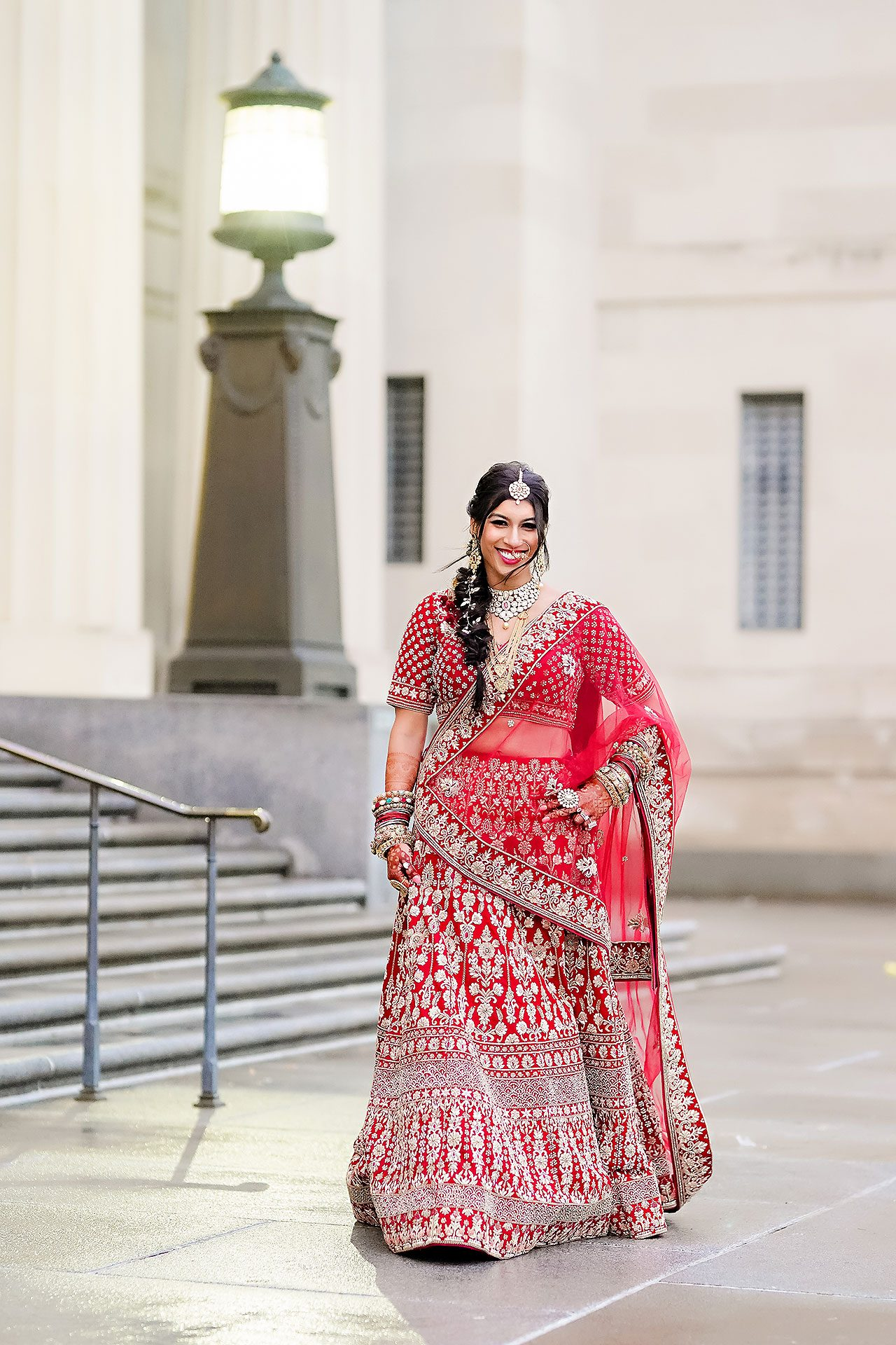 Ritika Jason Chinese Indian Fusion Wedding Ceremony 176