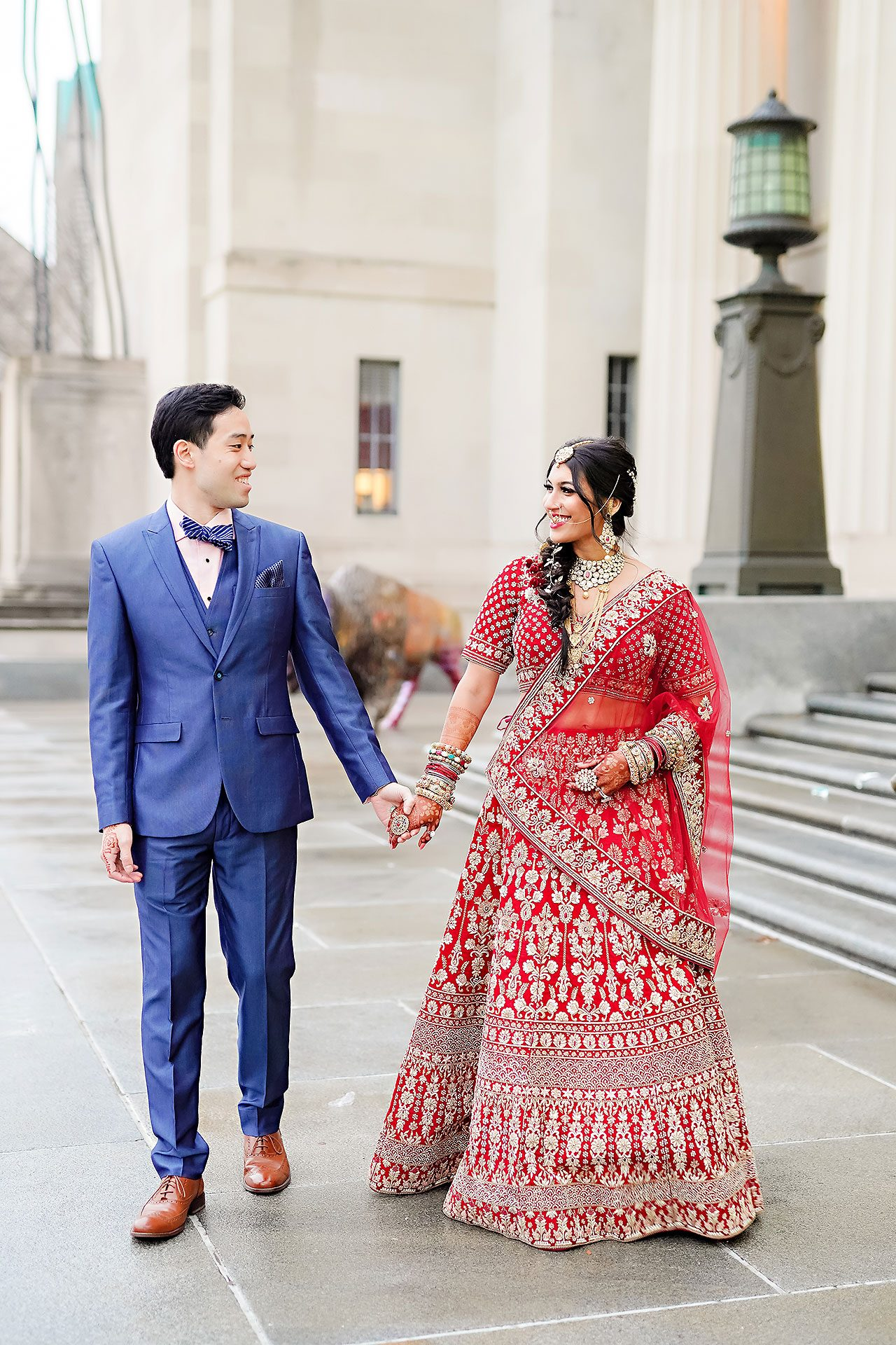 Ritika Jason Chinese Indian Fusion Wedding Ceremony 178