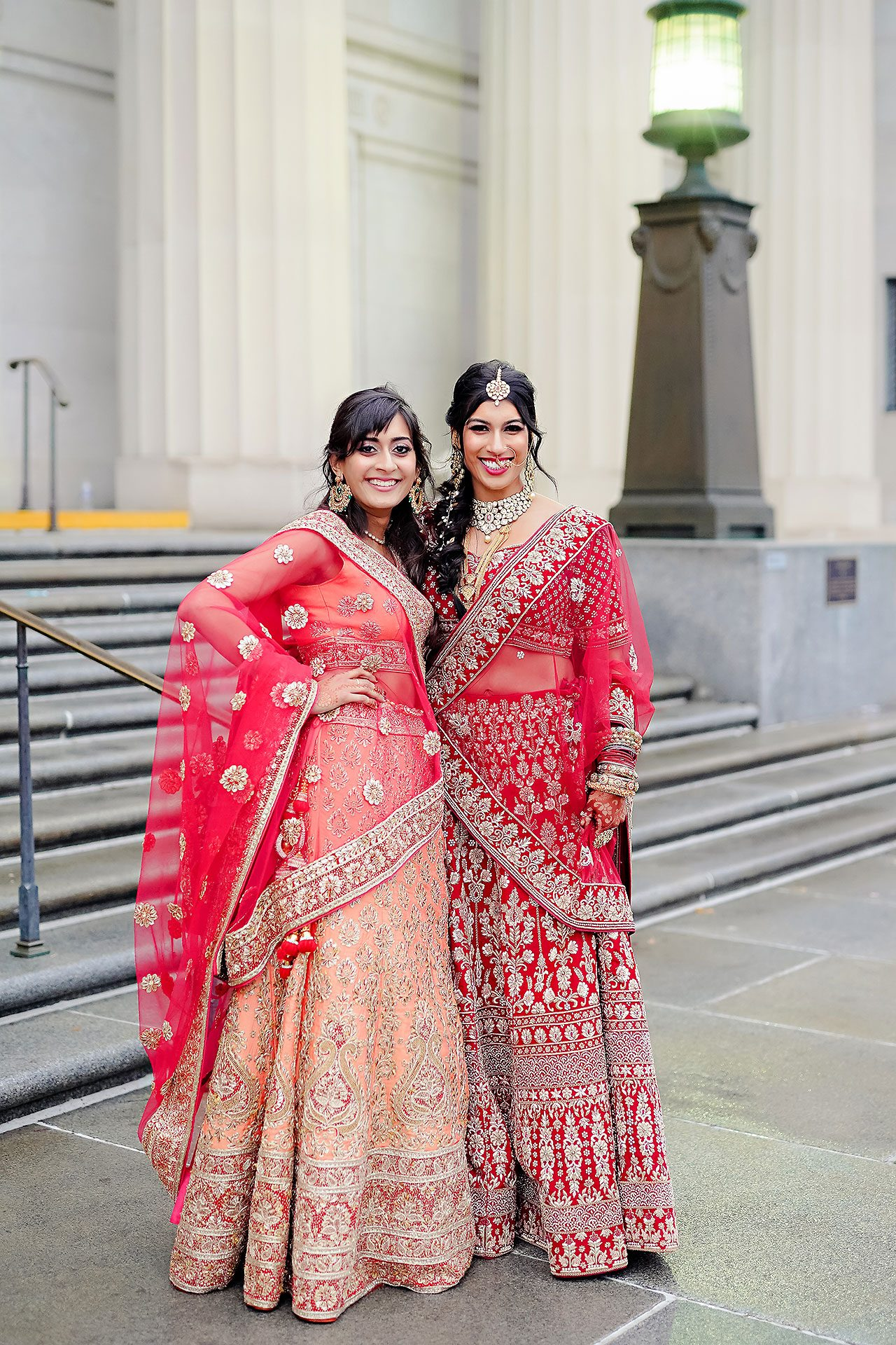 Ritika Jason Chinese Indian Fusion Wedding Ceremony 181