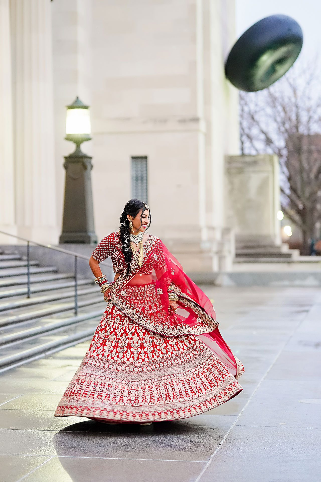 Ritika Jason Chinese Indian Fusion Wedding Ceremony 183