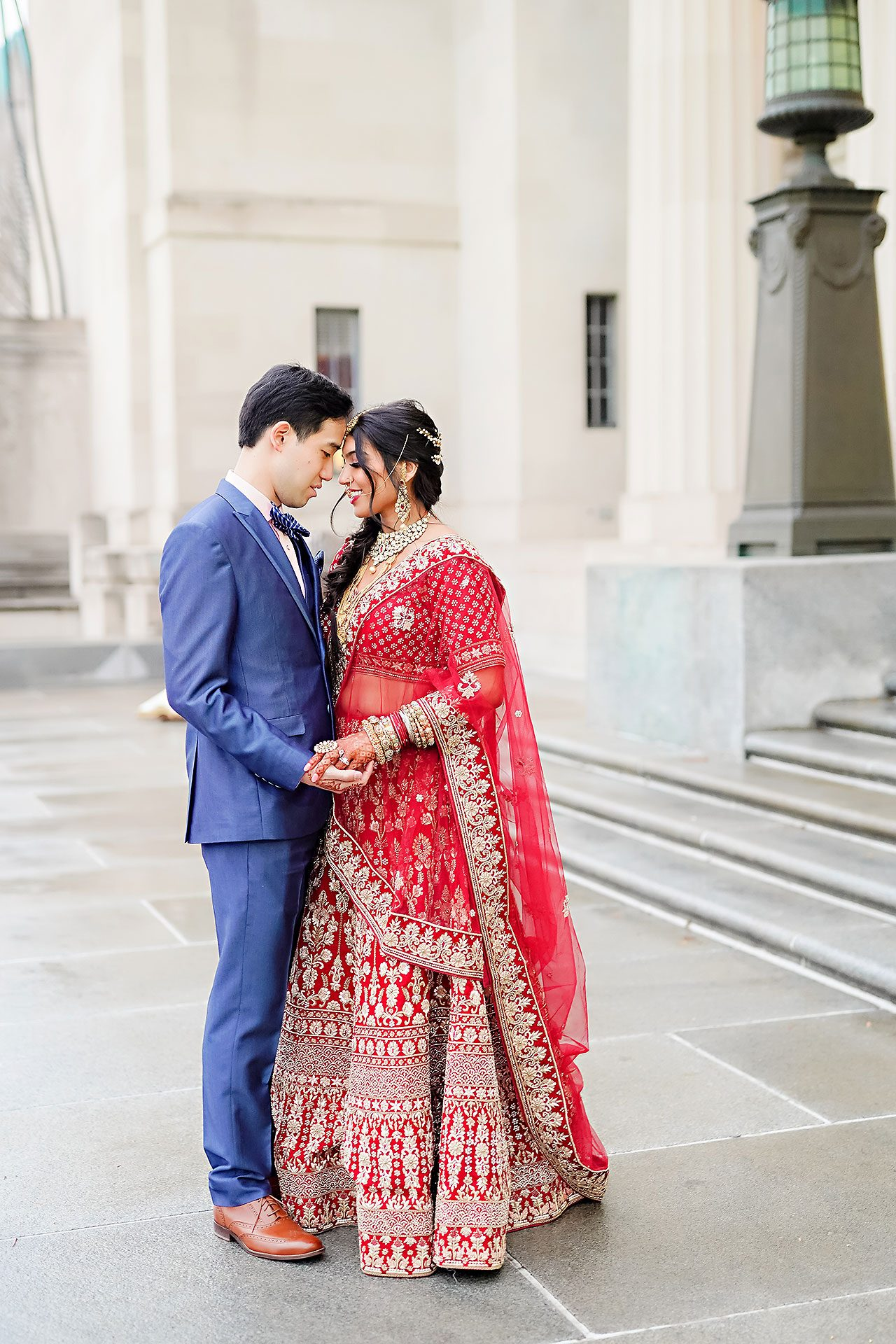 Ritika Jason Chinese Indian Fusion Wedding Ceremony 186