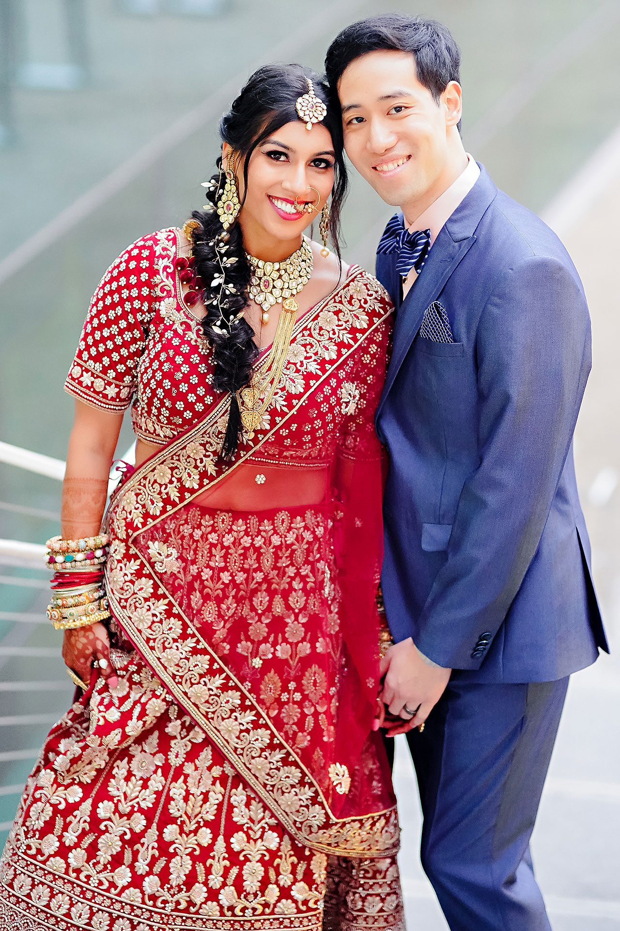 Ritika Jason Chinese Indian Fusion Wedding Ceremony 196