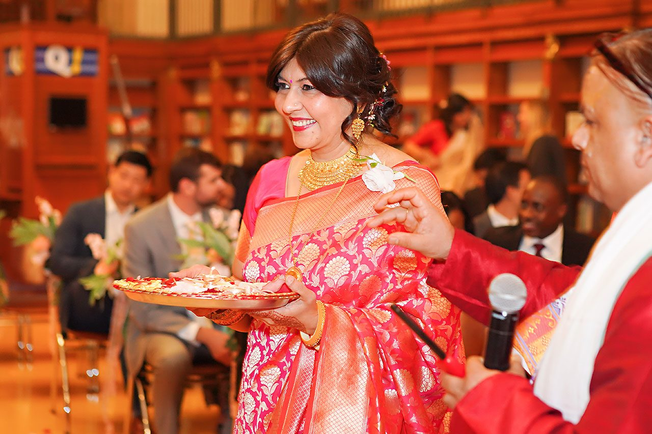 Ritika Jason Chinese Indian Fusion Wedding Ceremony 221