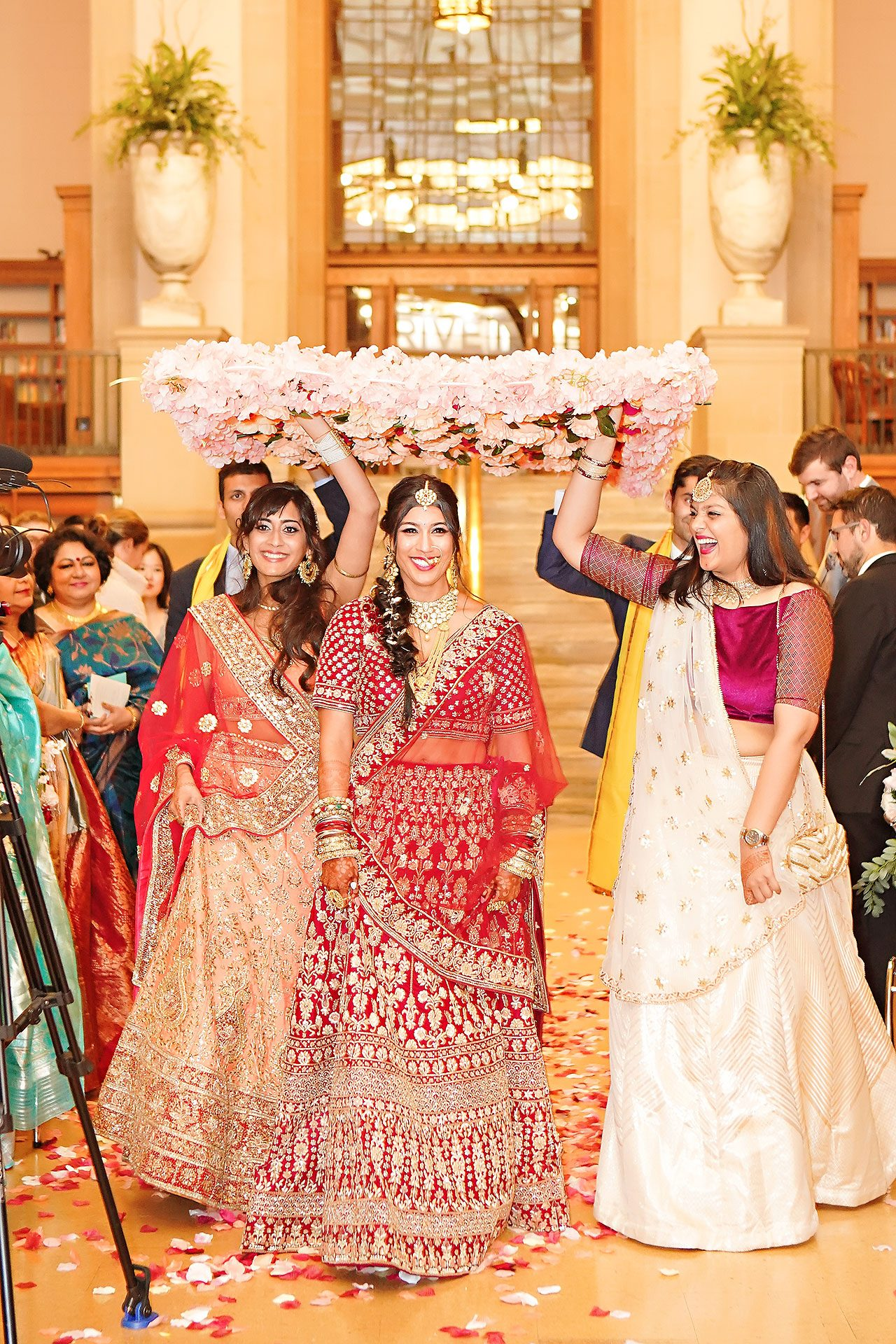 Ritika Jason Chinese Indian Fusion Wedding Ceremony 235