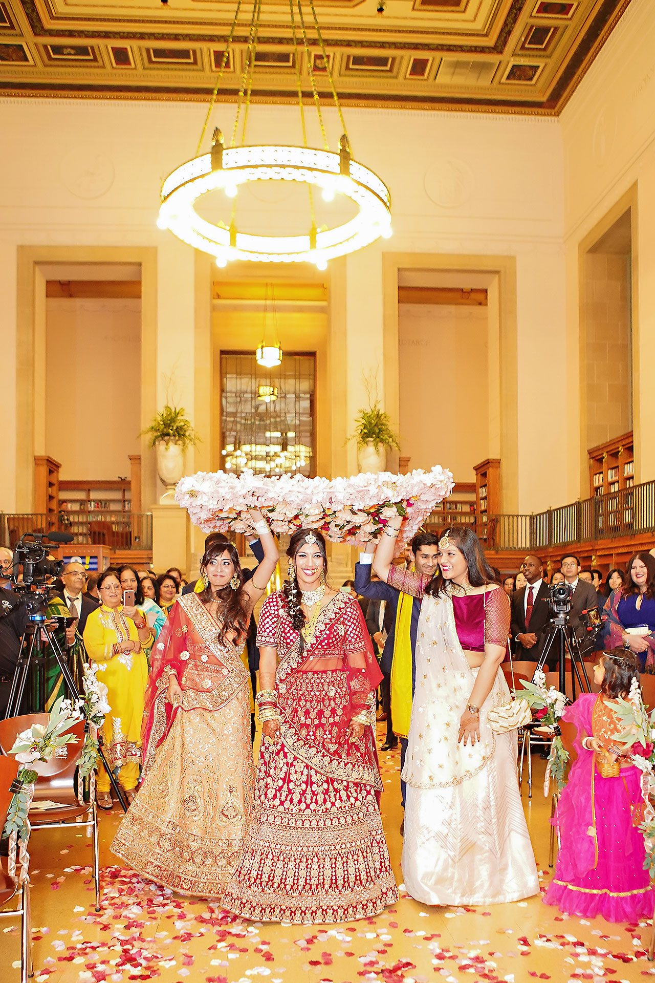 Ritika Jason Chinese Indian Fusion Wedding Ceremony 236