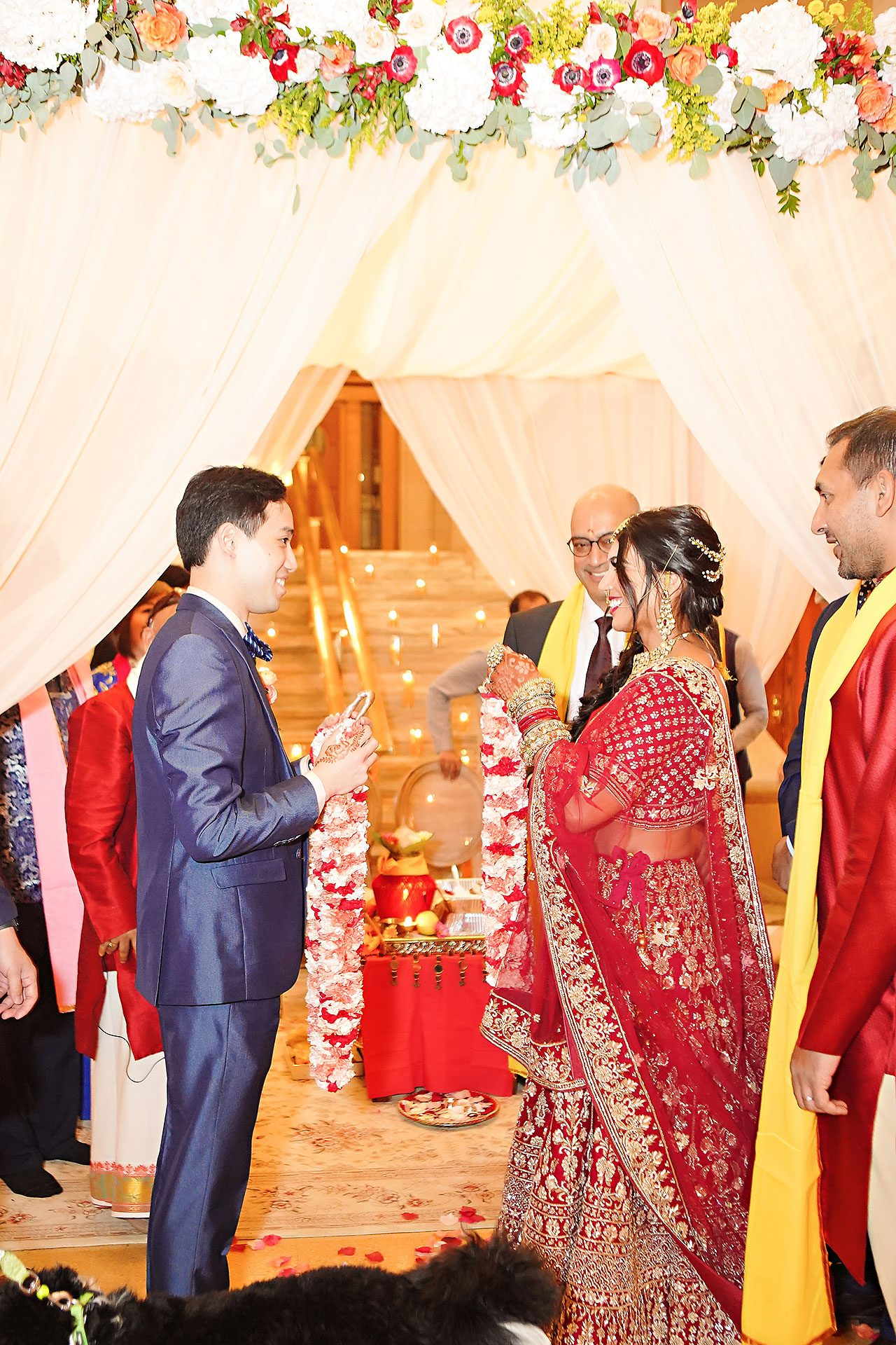 Ritika Jason Chinese Indian Fusion Wedding Ceremony 238
