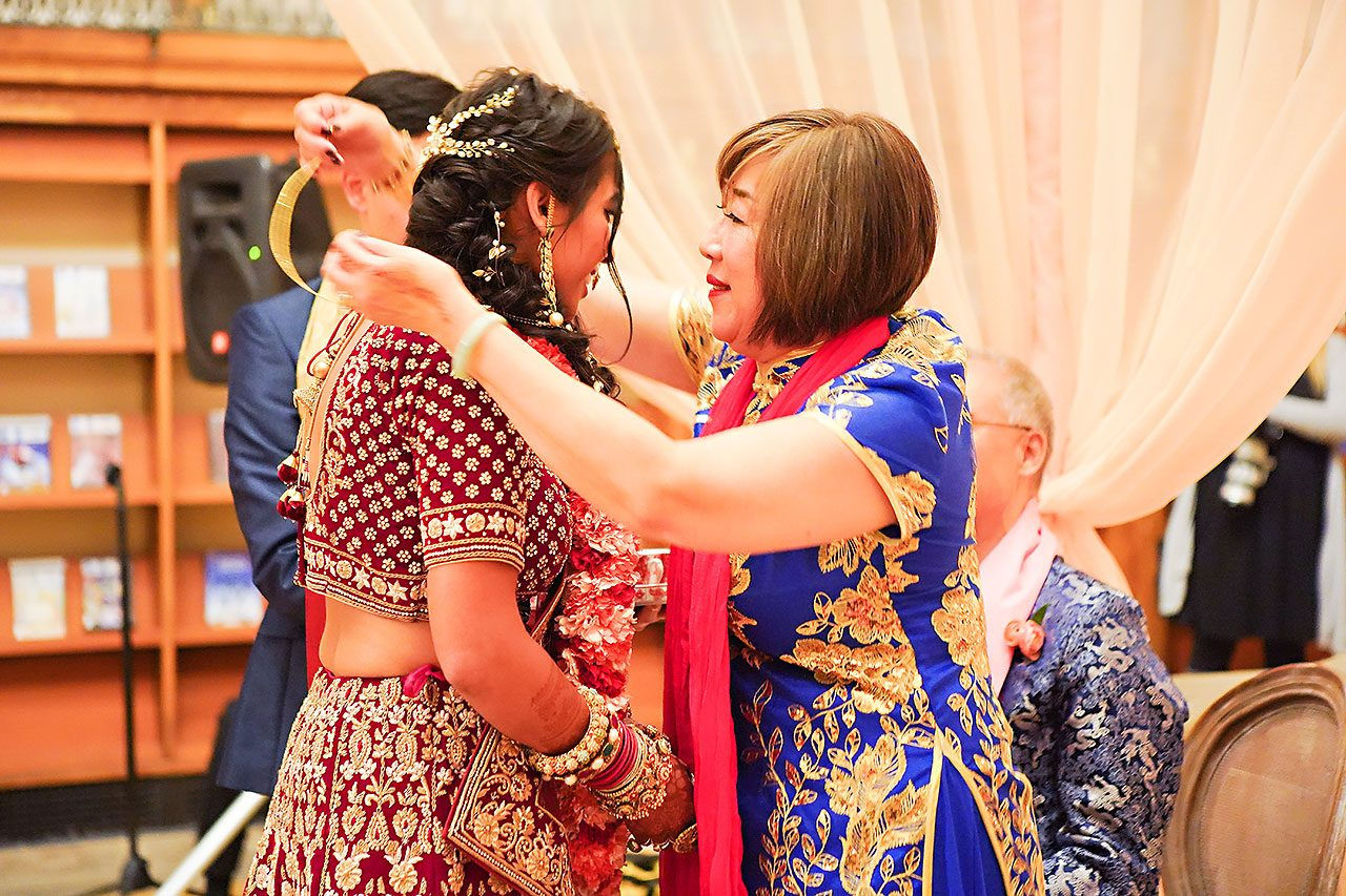 Ritika Jason Chinese Indian Fusion Wedding Ceremony 268