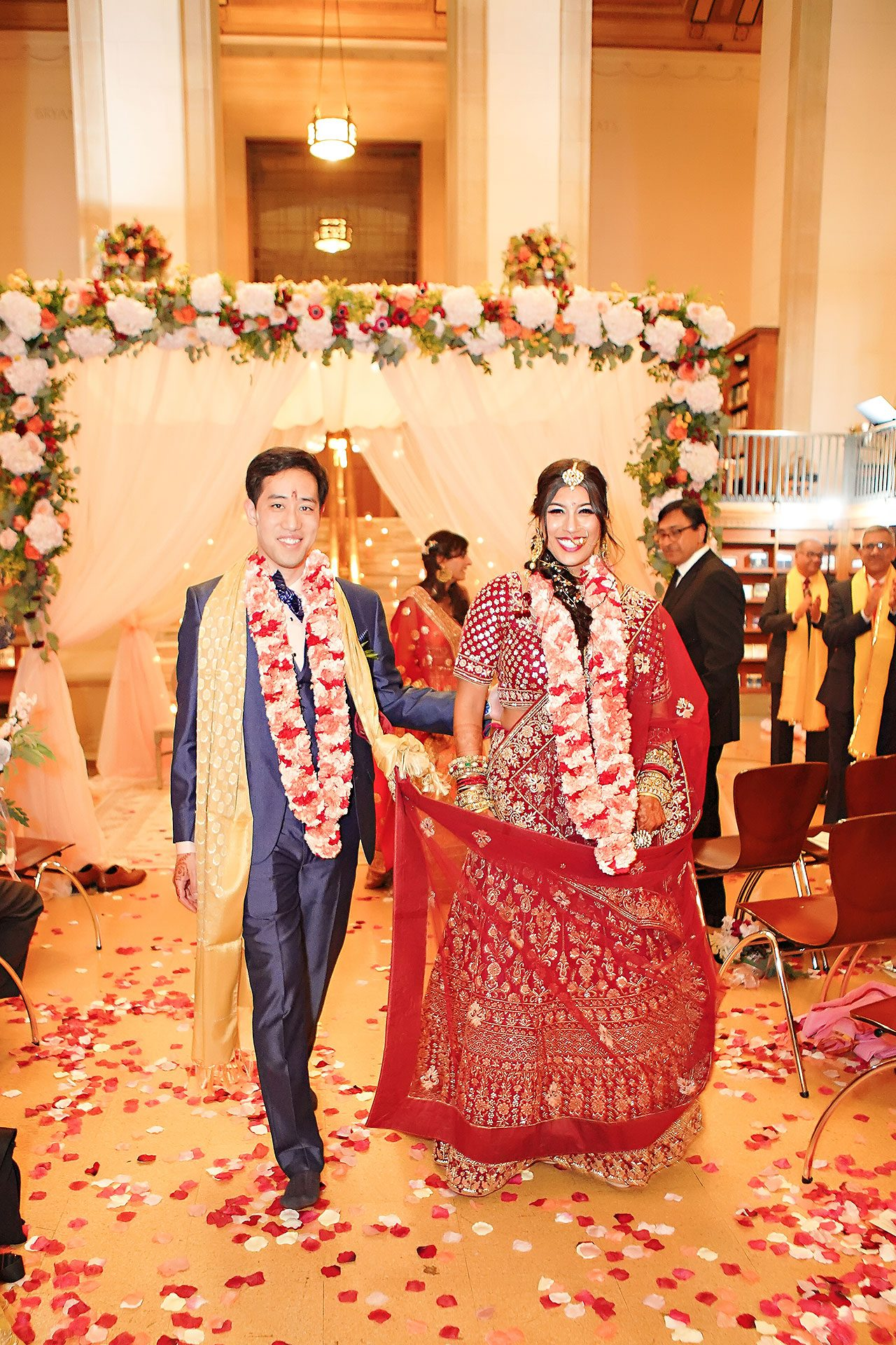 Ritika Jason Chinese Indian Fusion Wedding Ceremony 276
