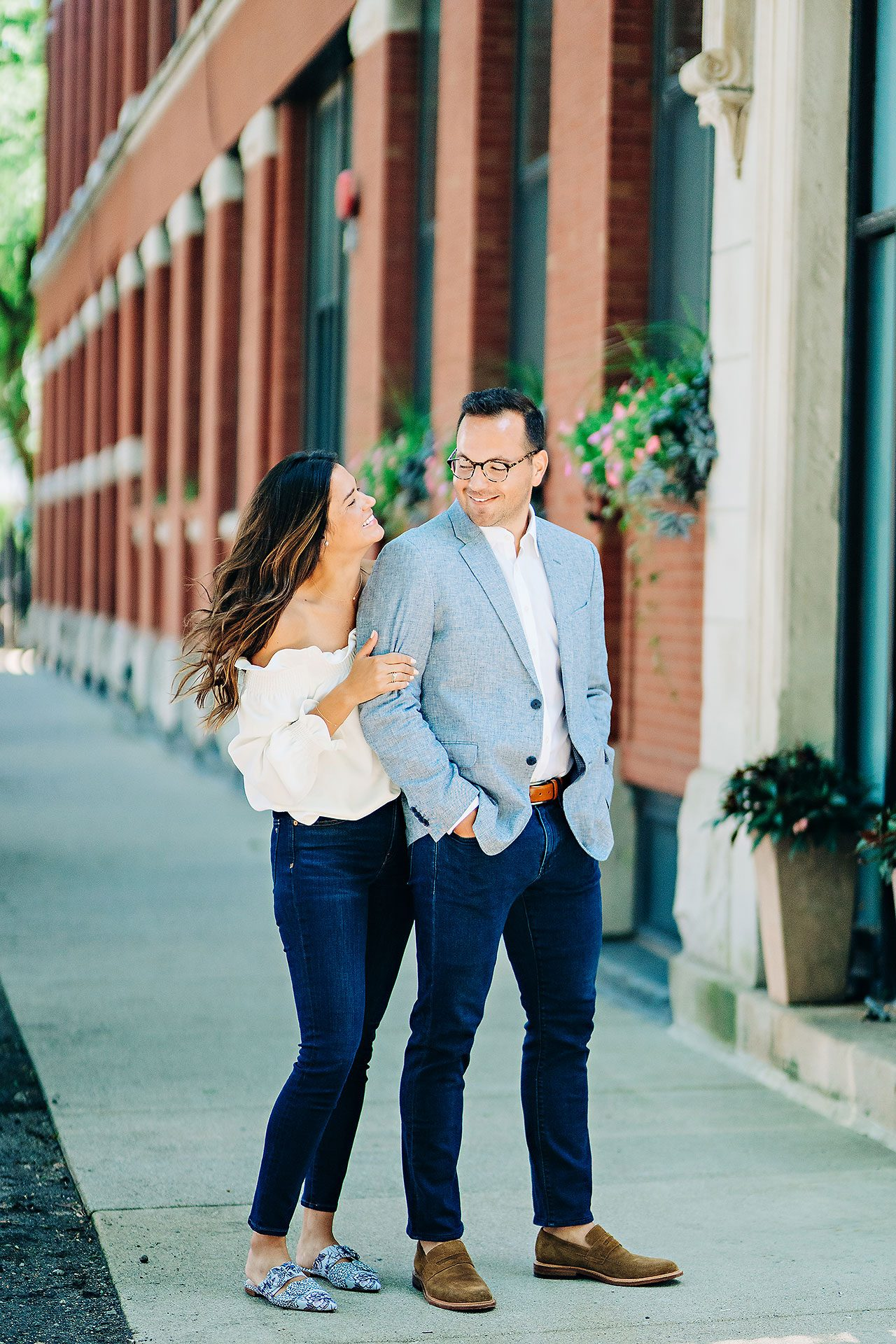 Kaitlin Collin Chicago Engagement Session 003
