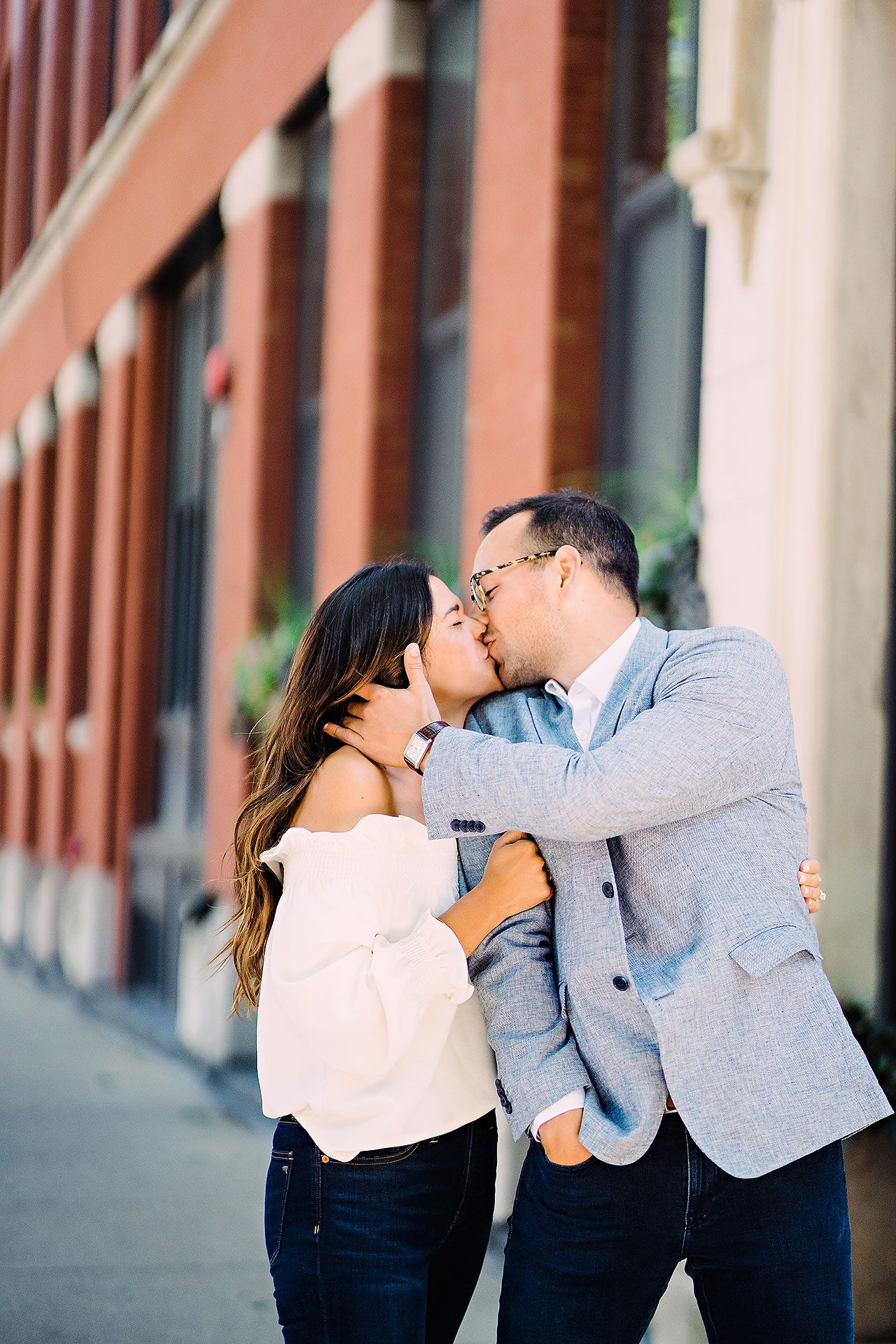 Kaitlin Collin Chicago Engagement Session 019