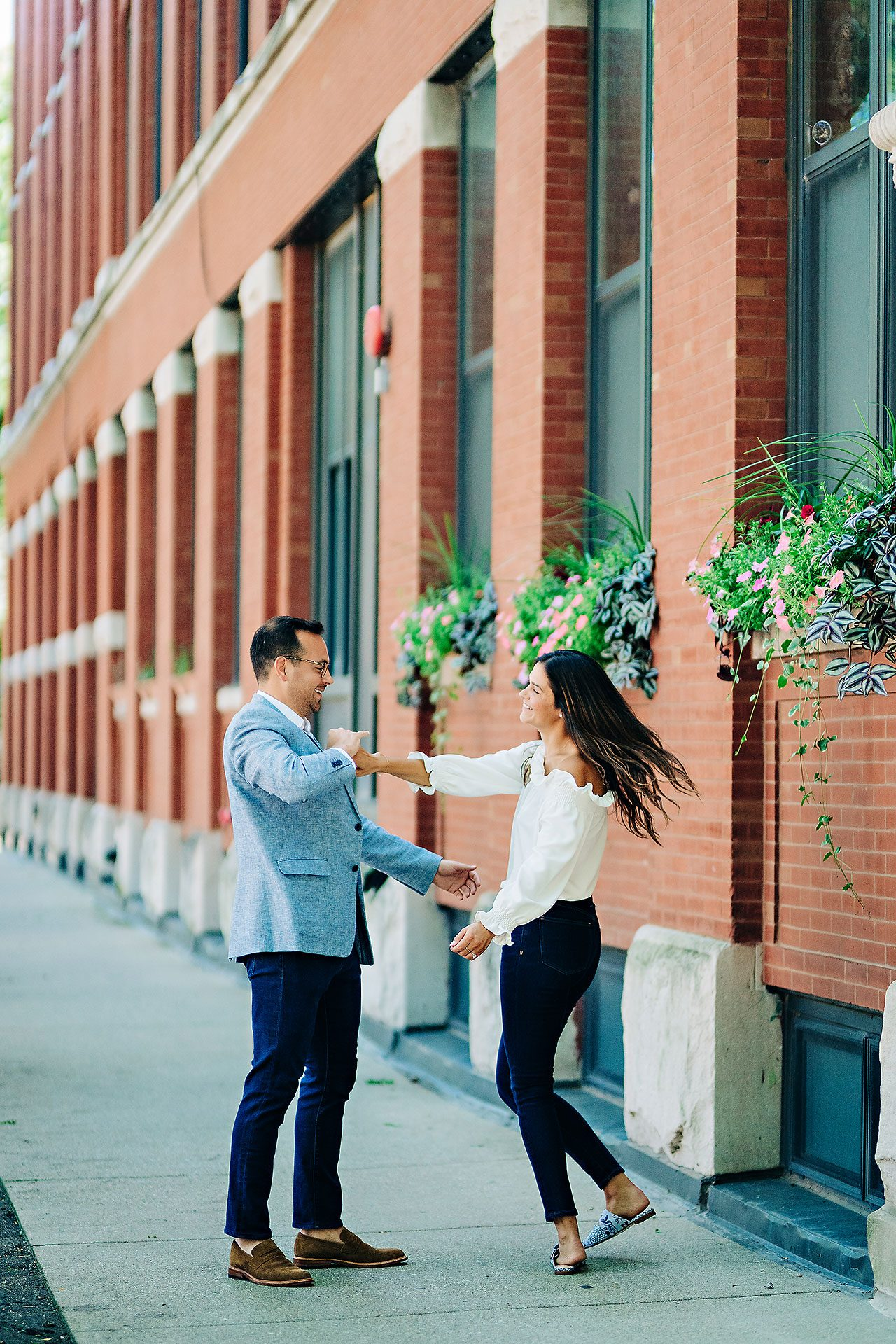 Kaitlin Collin Chicago Engagement Session 027