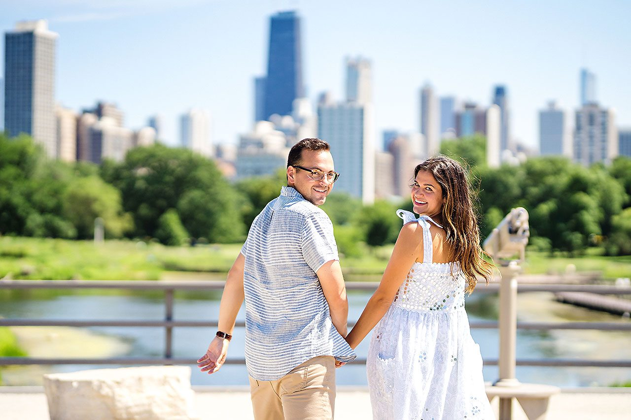 Kaitlin Collin Chicago Engagement Session 081