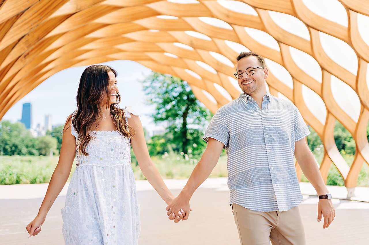 Kaitlin Collin Chicago Engagement Session 082