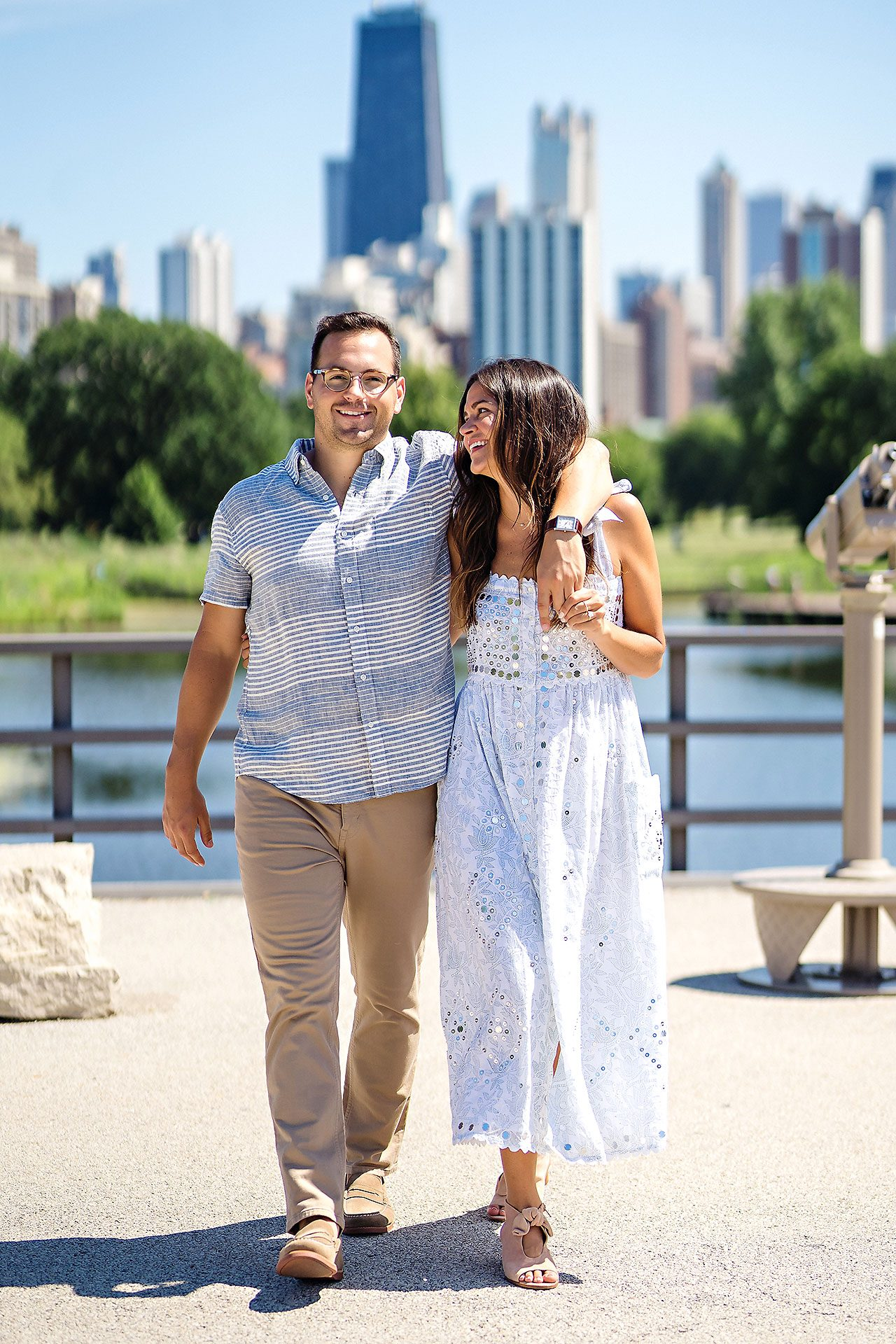 Kaitlin Collin Chicago Engagement Session 087