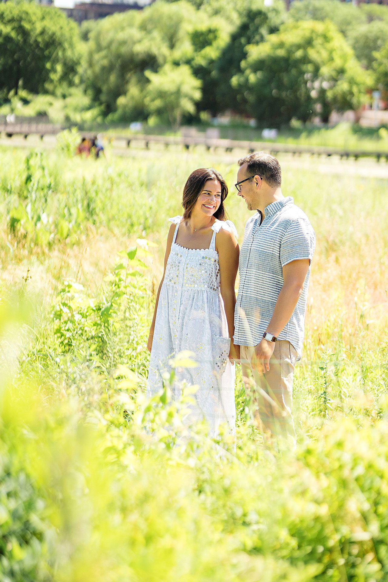 Kaitlin Collin Chicago Engagement Session 090