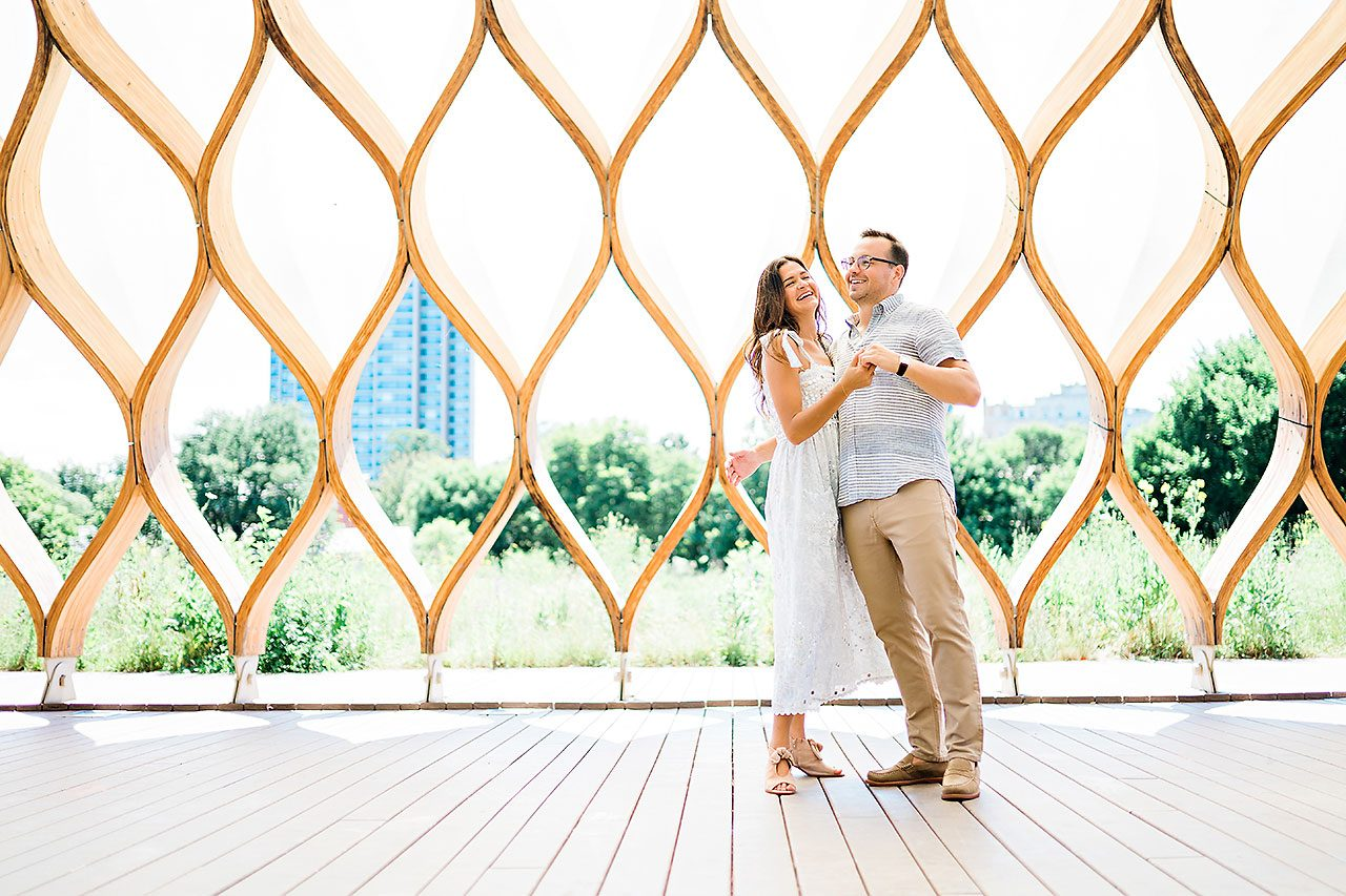 Kaitlin Collin Chicago Engagement Session 095