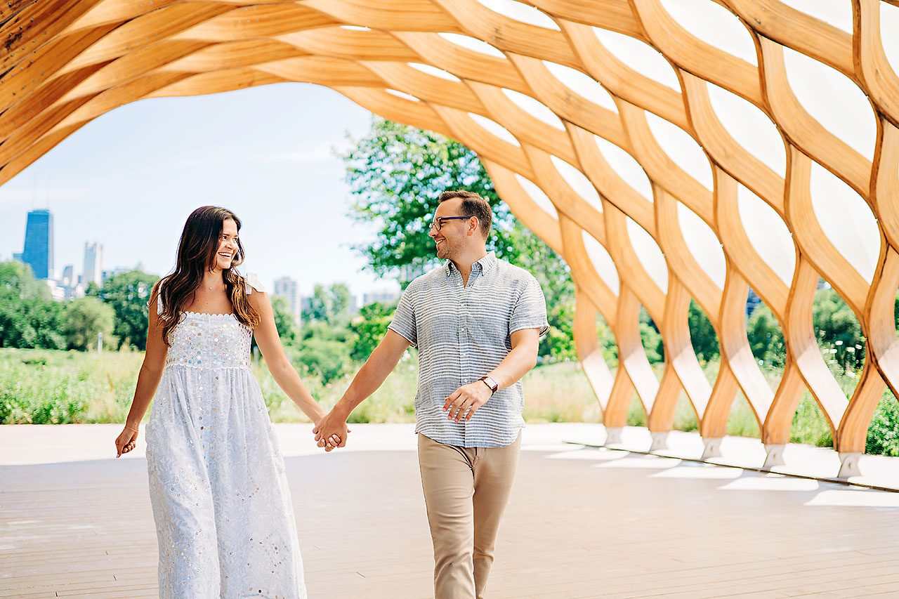 Kaitlin Collin Chicago Engagement Session 102