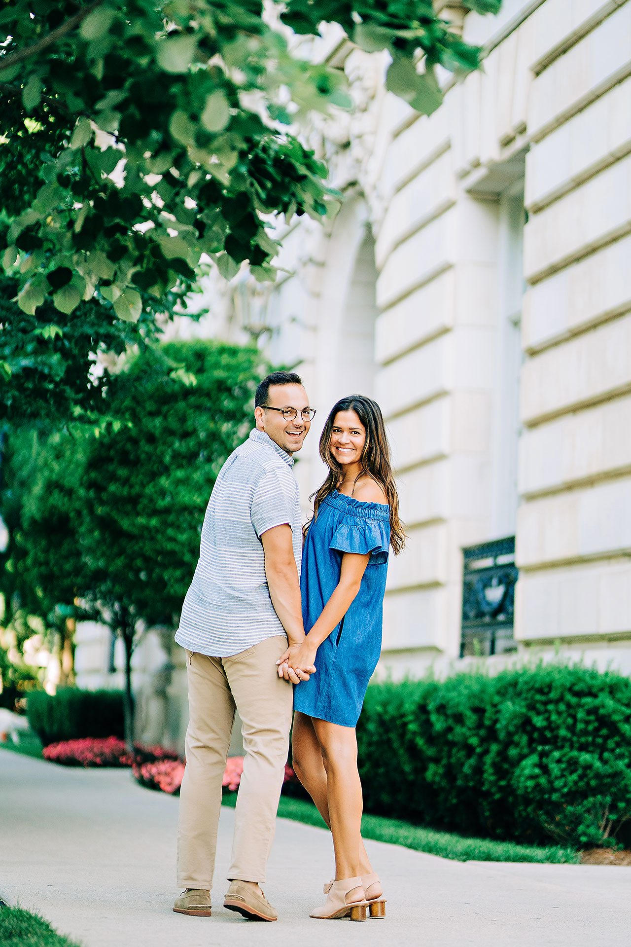 Kaitlin Collin Chicago Engagement Session 106
