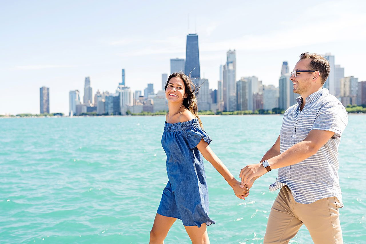 Kaitlin Collin Chicago Engagement Session 119