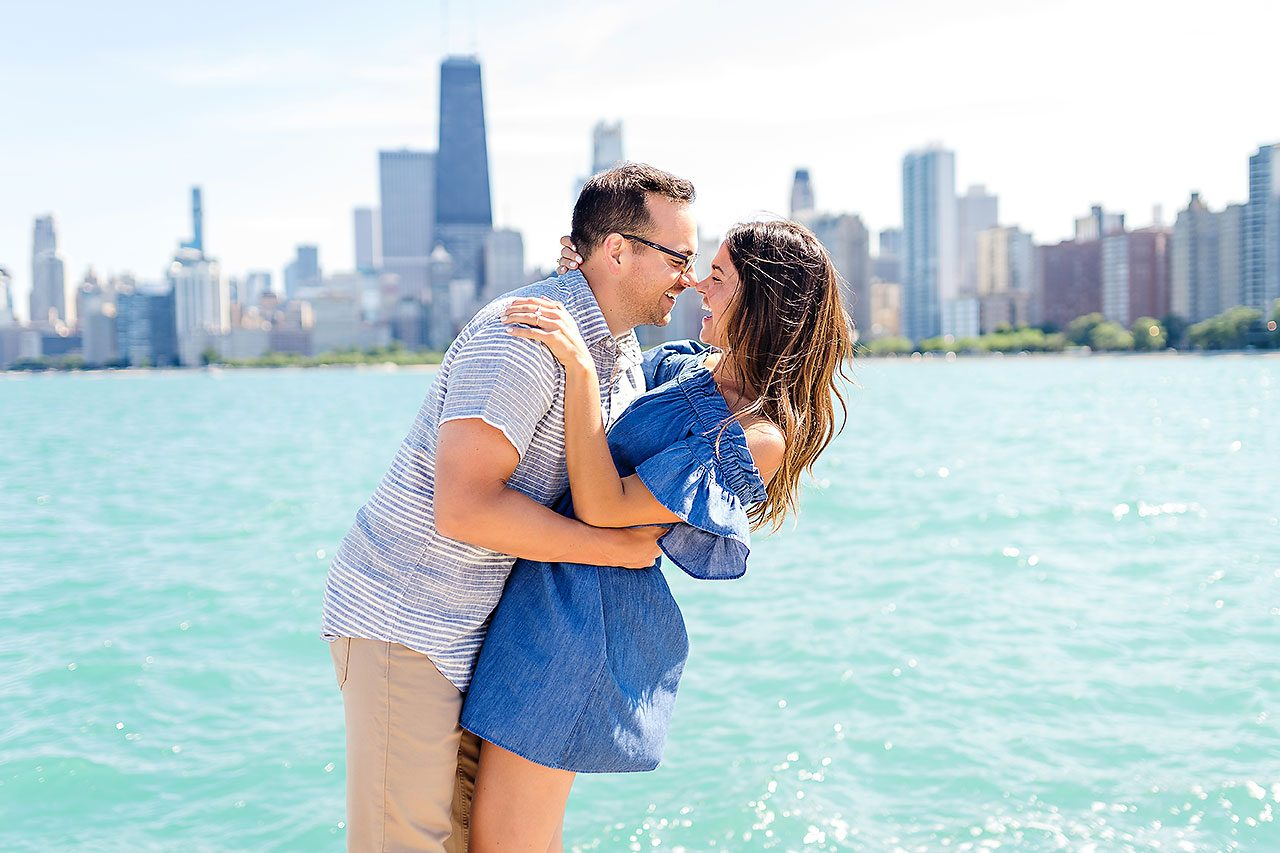 Kaitlin Collin Chicago Engagement Session 121