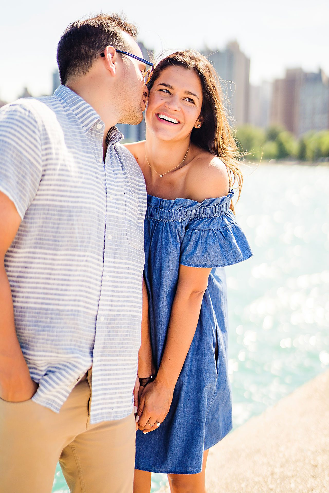 Kaitlin Collin Chicago Engagement Session 129