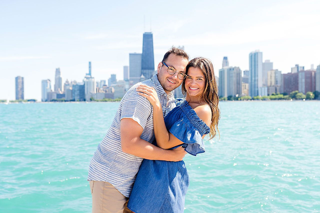 Kaitlin Collin Chicago Engagement Session 130