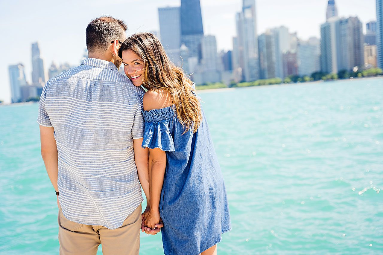 Kaitlin Collin Chicago Engagement Session 132