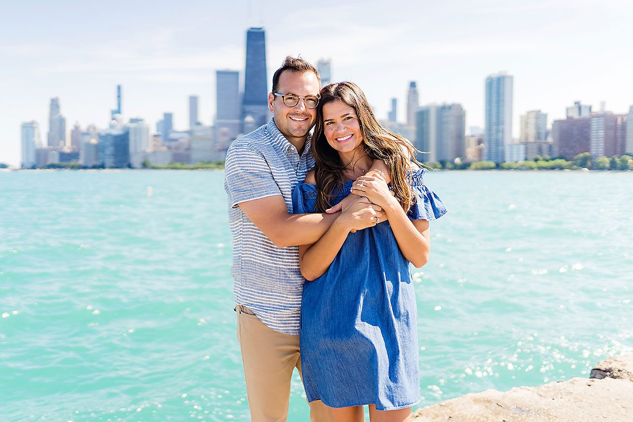 Kaitlin Collin Chicago Engagement Session 133