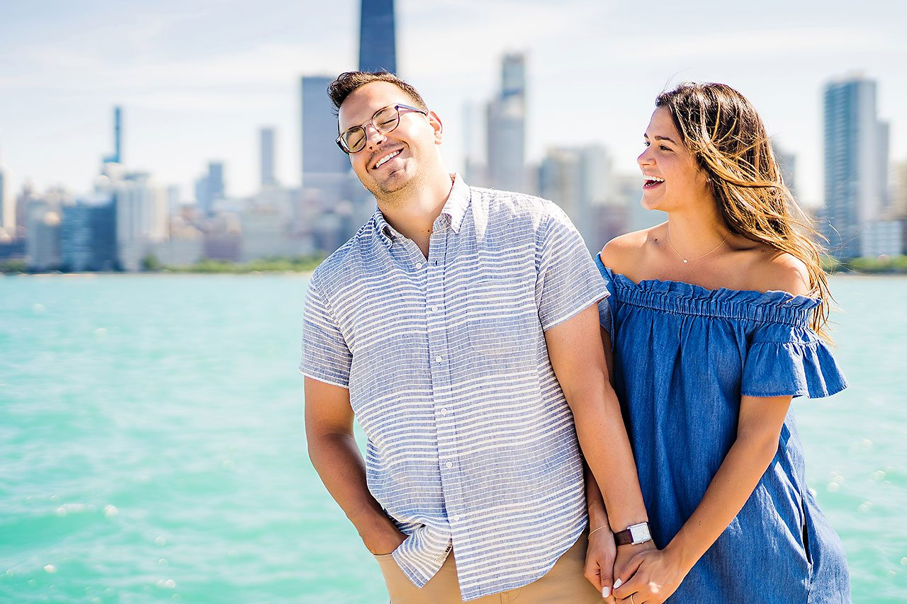 Kaitlin Collin Chicago Engagement Session 137