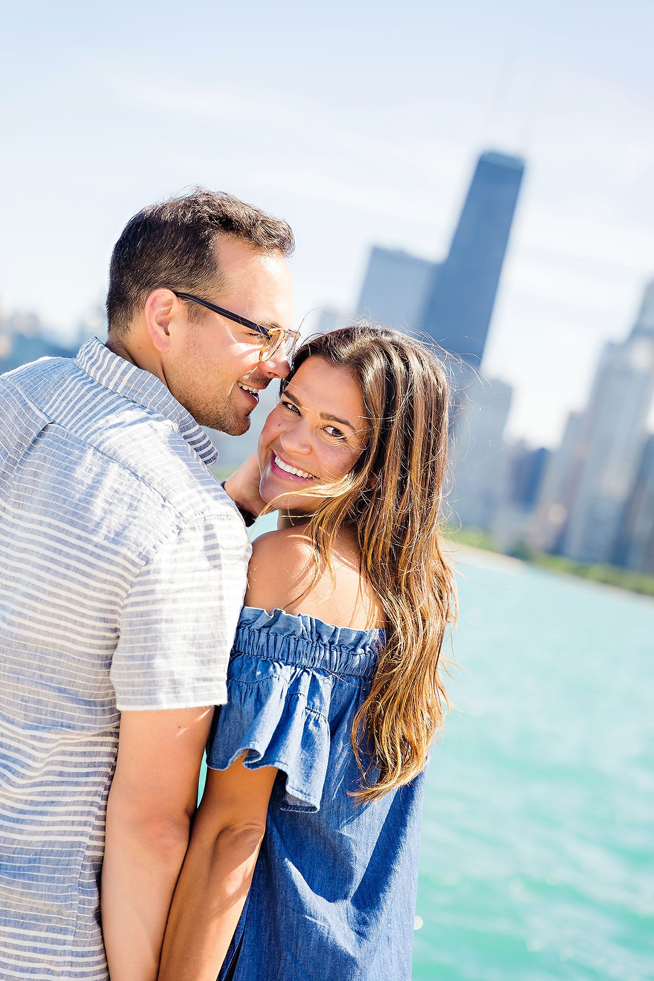 Kaitlin Collin Chicago Engagement Session 138