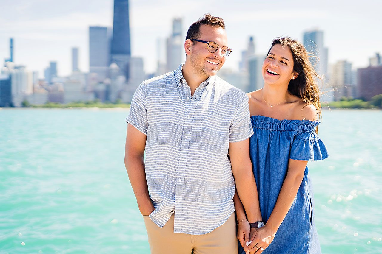 Kaitlin Collin Chicago Engagement Session 143